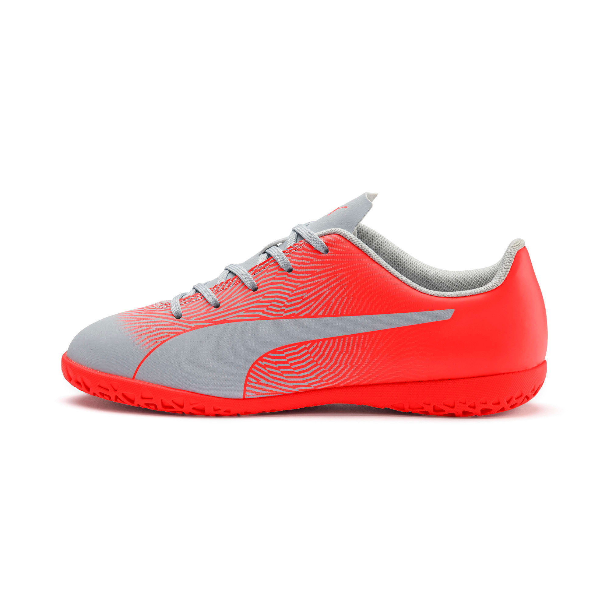 Thumbnail 1 of PUMA Spirit II IT Youth Football Boots, Glacial Blue-Nrgy Red, medium-IND