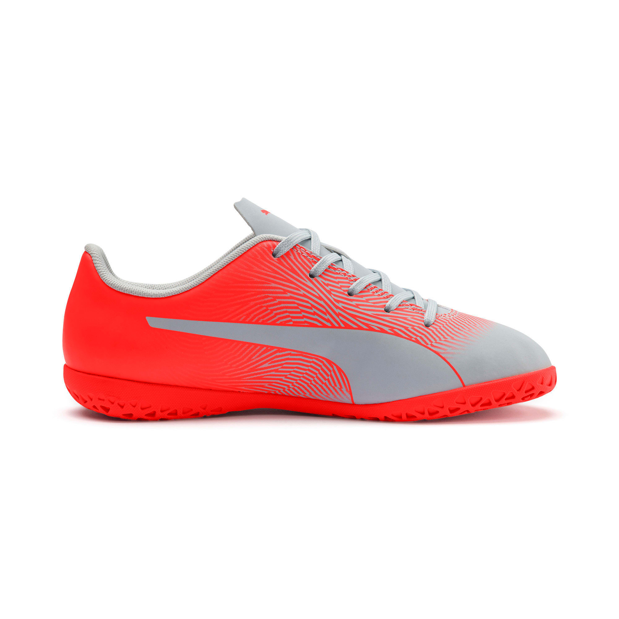 Thumbnail 5 of PUMA Spirit II IT Youth Football Boots, Glacial Blue-Nrgy Red, medium-IND