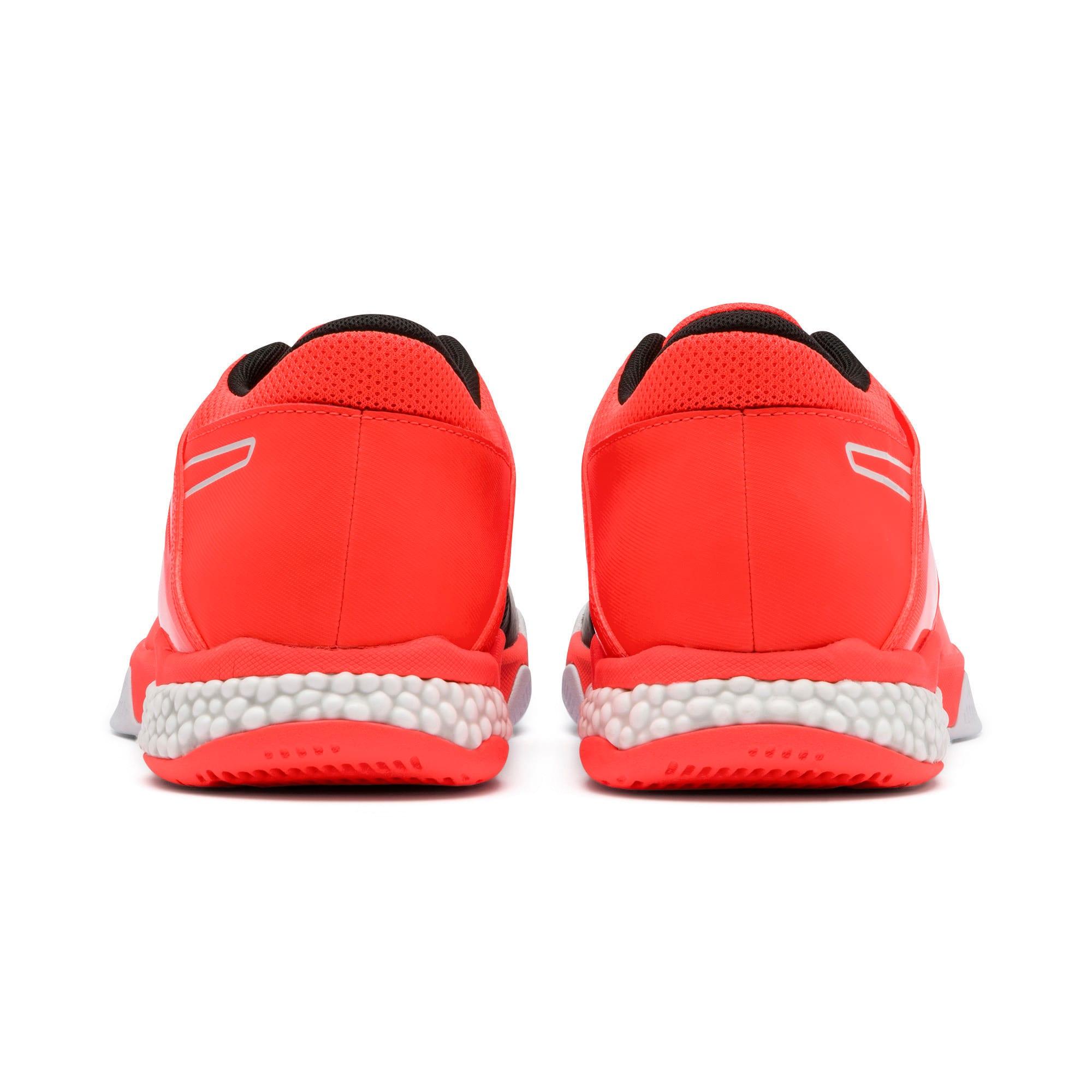 Thumbnail 4 of Chaussures Handball Explode XT Hybrid 2 Training, Black-Puma White-Nrgy Red, medium