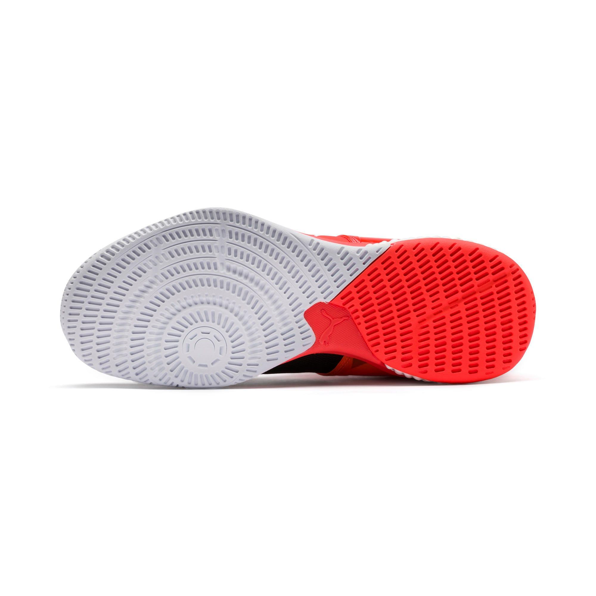 Thumbnail 5 of Chaussures Handball Explode XT Hybrid 2 Training, Black-Puma White-Nrgy Red, medium