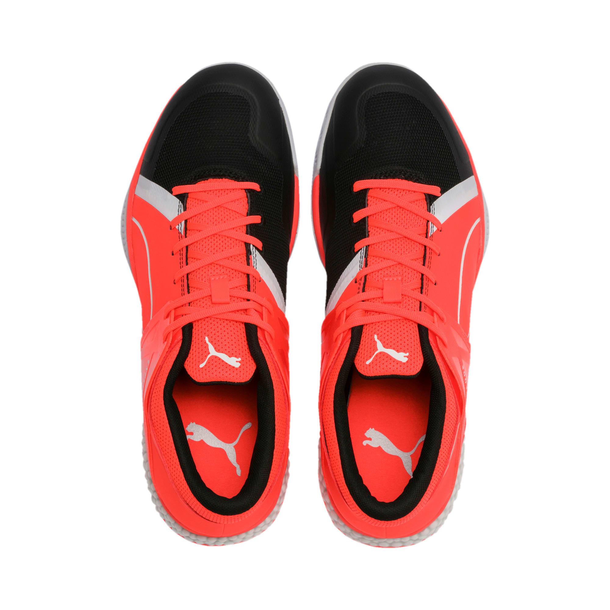 Thumbnail 7 of Chaussures Handball Explode XT Hybrid 2 Training, Black-Puma White-Nrgy Red, medium