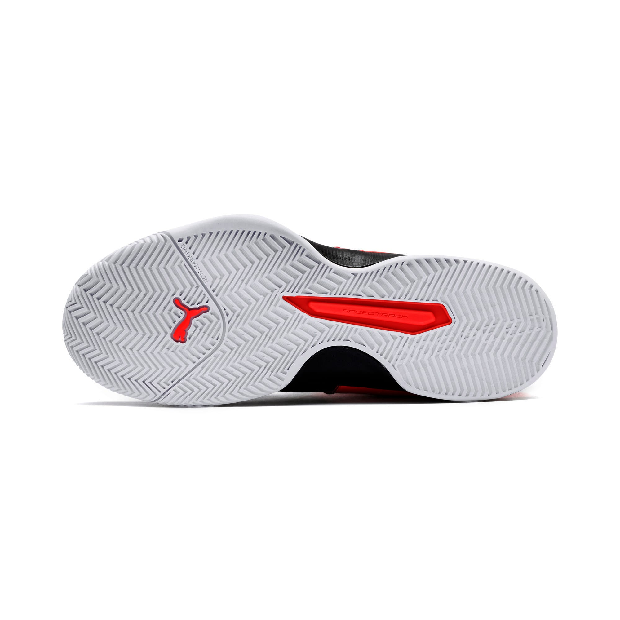 Thumbnail 5 of Boundless sportschoenen voor heren, Black-Nrgy Red-Puma White, medium