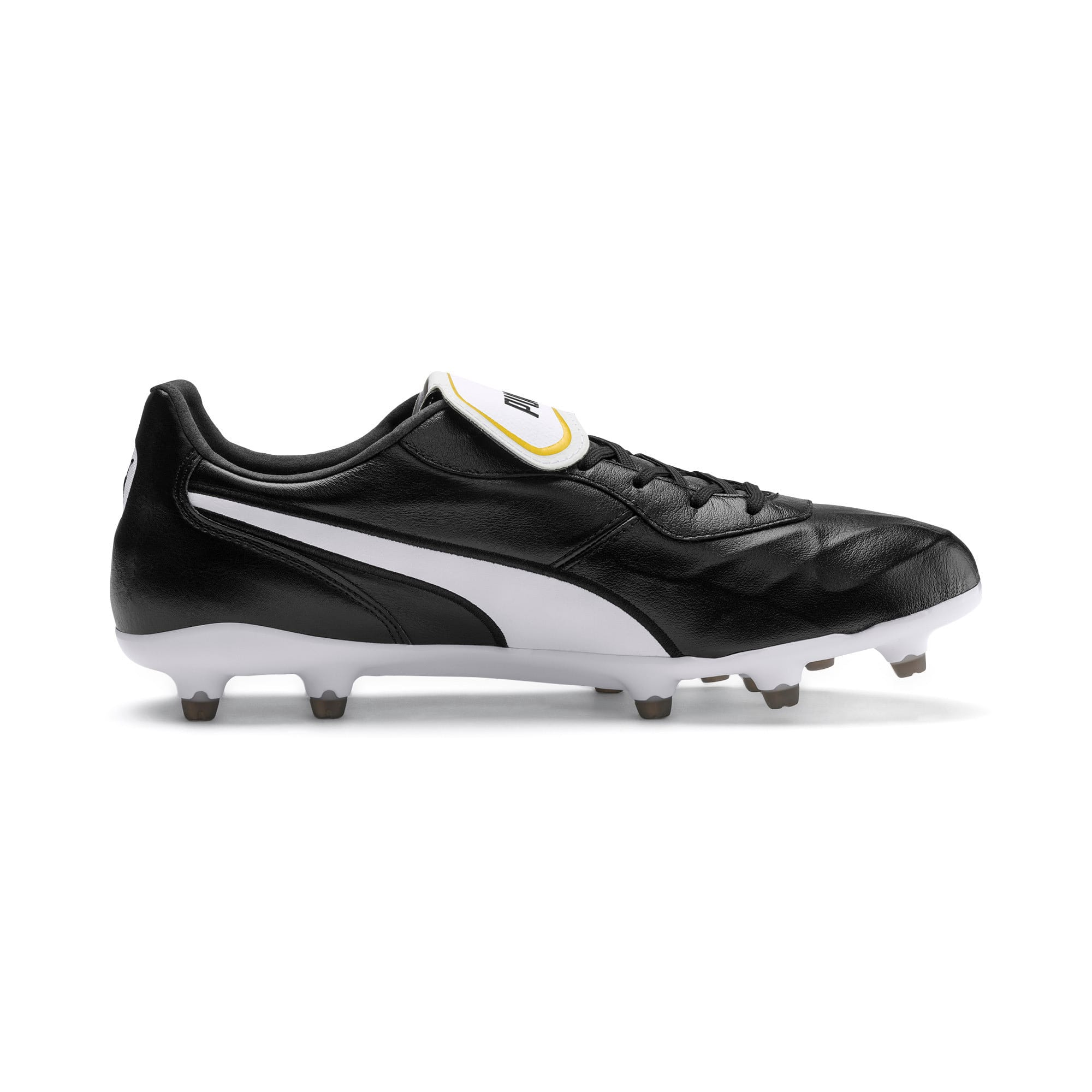 Thumbnail 6 van KING Top FG voetbalschoenen, Puma Black-Puma White, medium