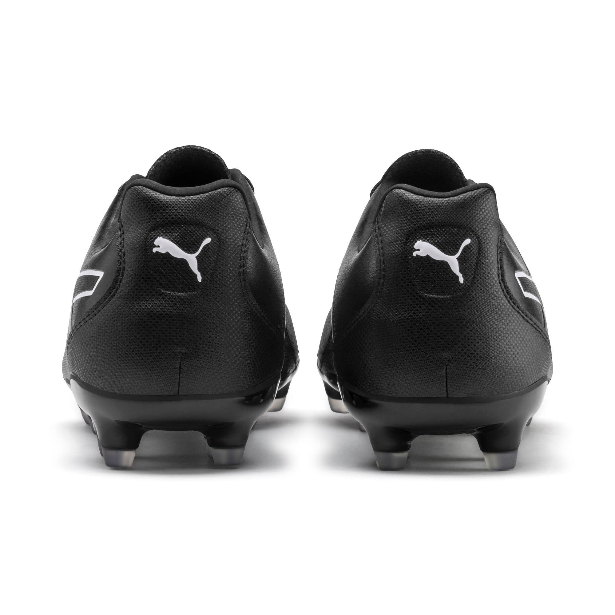 Thumbnail 5 of KING Hero FG Football Boots, Puma Black-Puma White, medium-IND