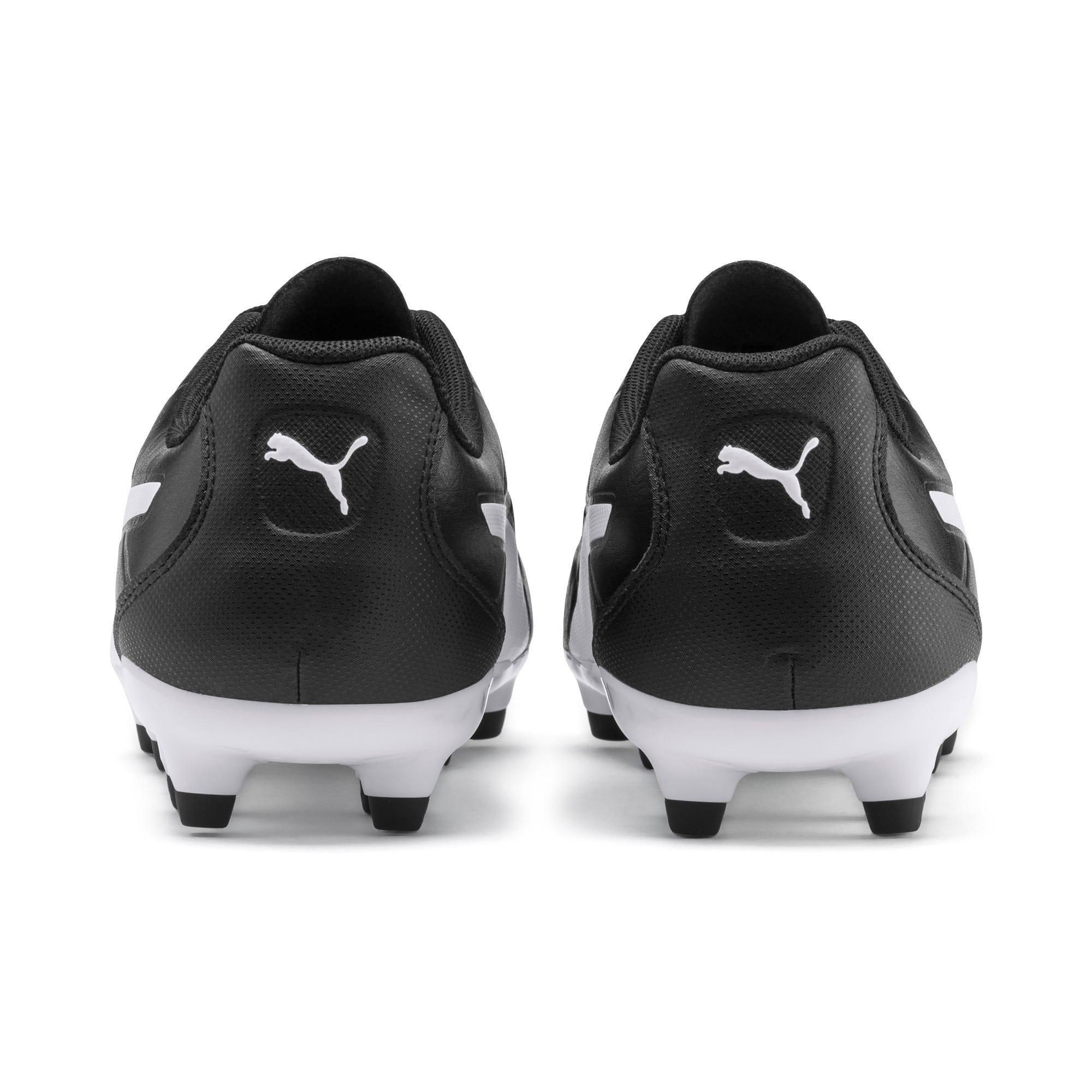 Thumbnail 5 of Monarch FG Men's Football Boots, Puma Black-Puma White, medium-IND