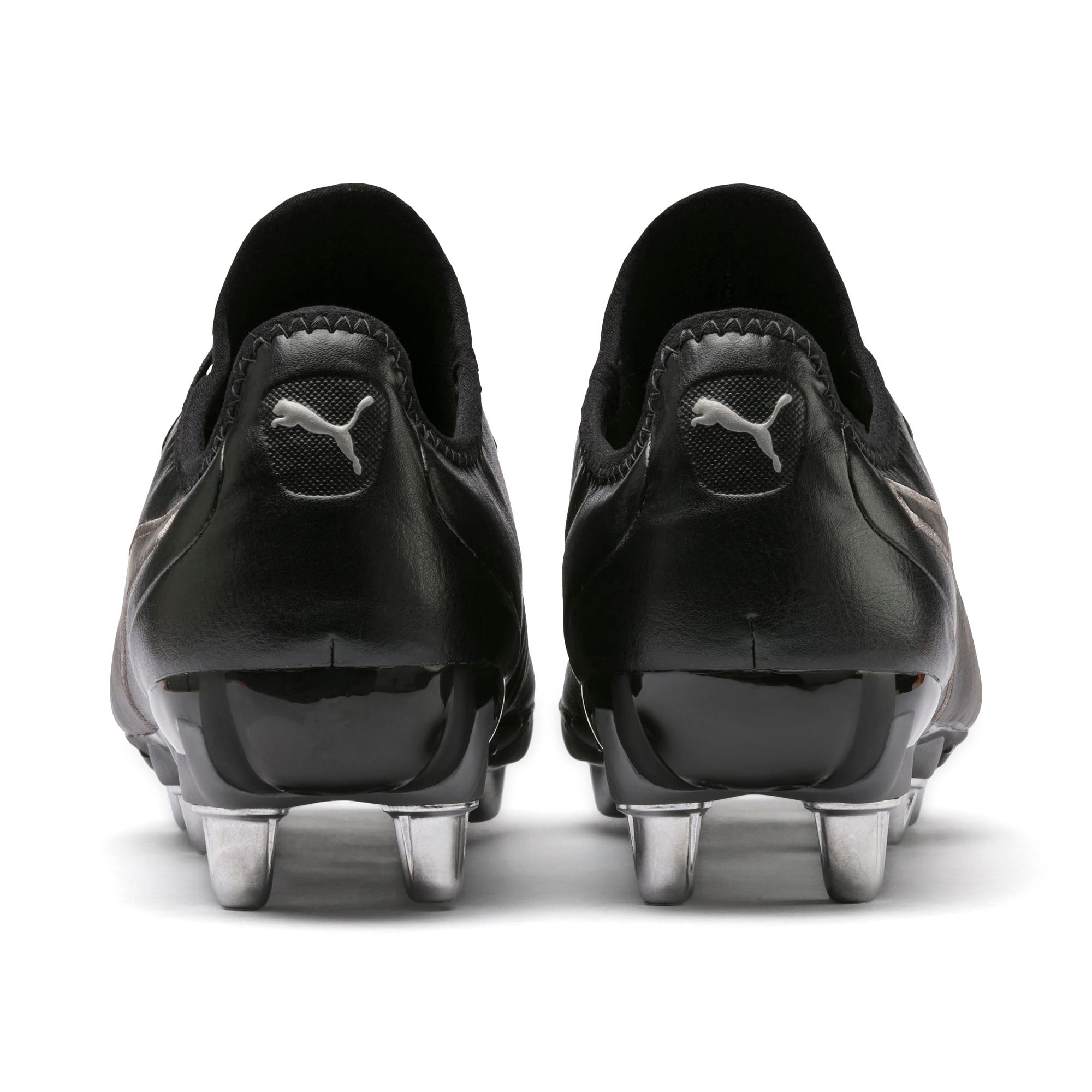 Thumbnail 3 of KING Pro H8 Men's Rugby Boots, Puma Black-Puma Aged Silver, medium