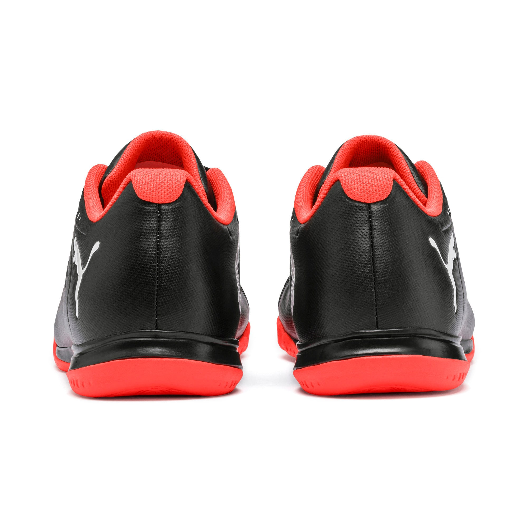 Thumbnail 3 of Sharp XT 2 Youth Trainers, Black-Puma White-Nrgy Red, medium-IND
