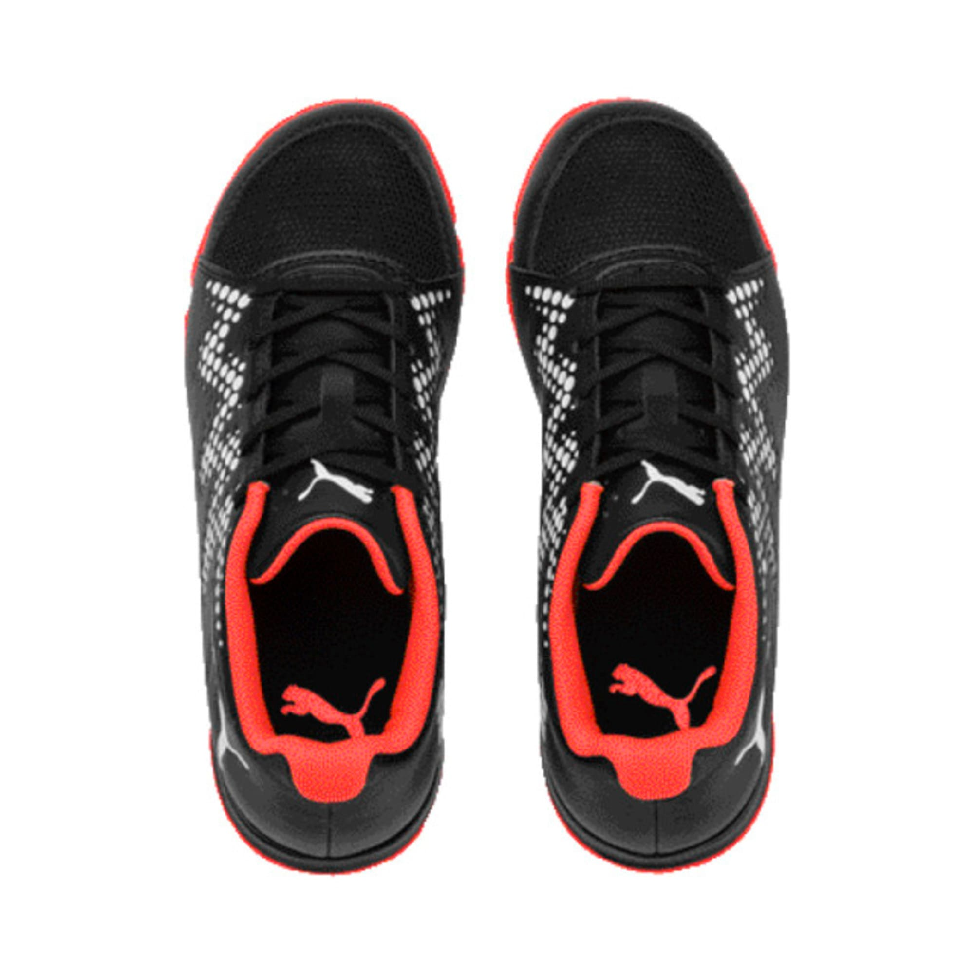 Thumbnail 2 of Sharp XT 2 Youth Trainers, Black-Puma White-Nrgy Red, medium-IND
