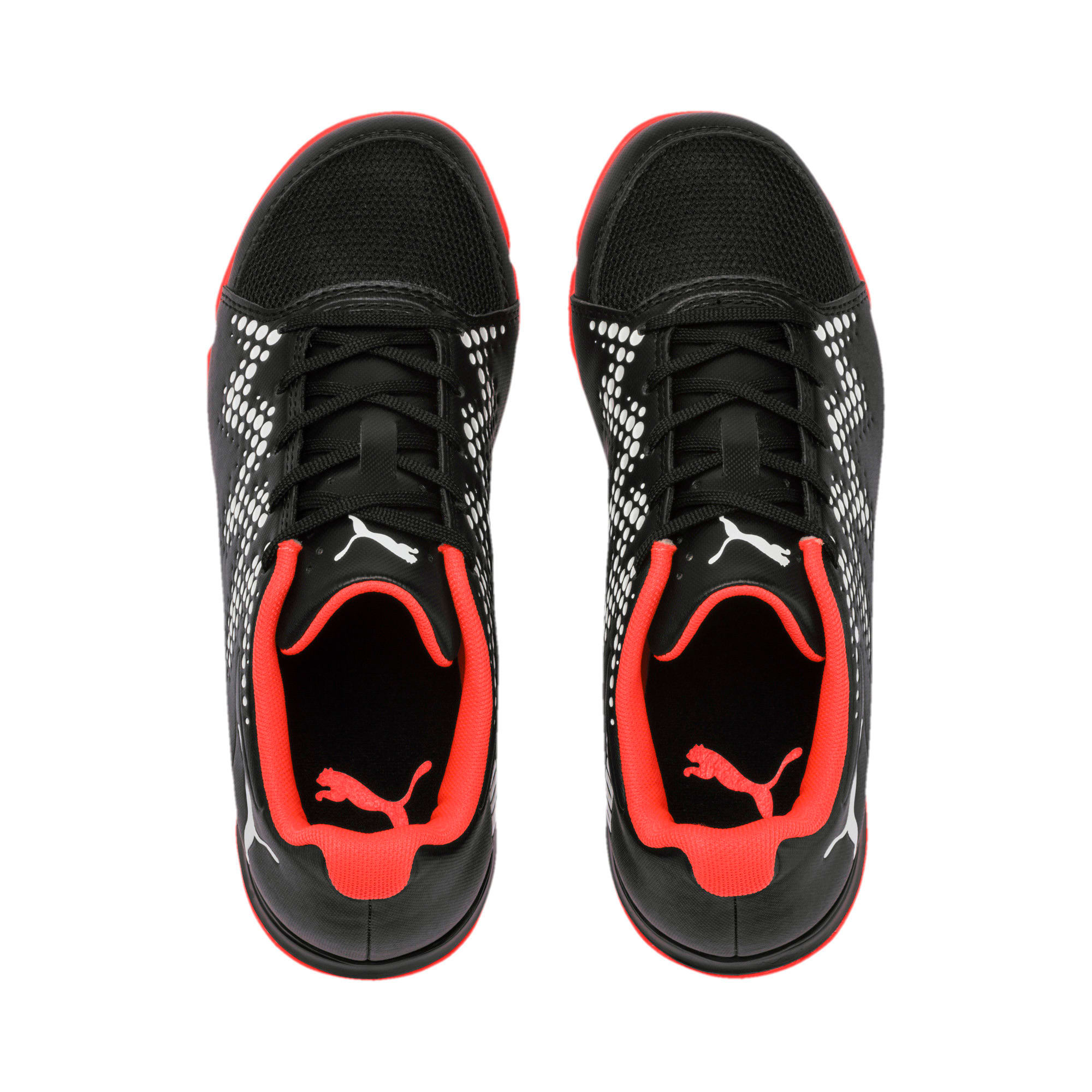 Thumbnail 6 of Sharp XT 2 Youth Trainers, Black-Puma White-Nrgy Red, medium-IND