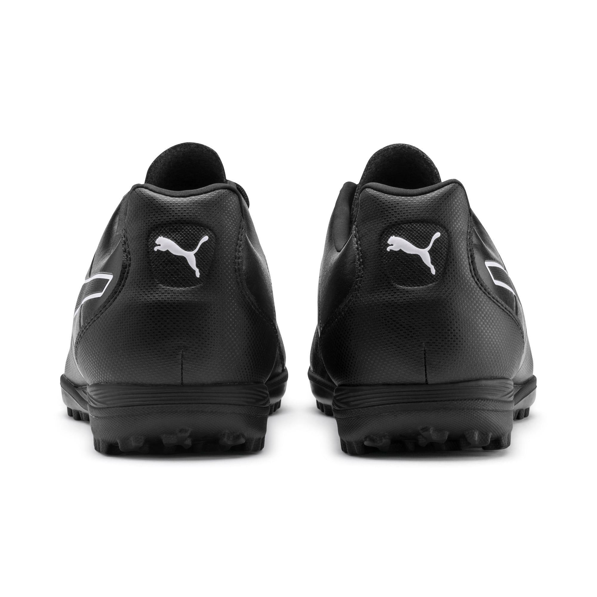 Thumbnail 4 of KING Hero TT Football Boots, Puma Black-Puma White, medium