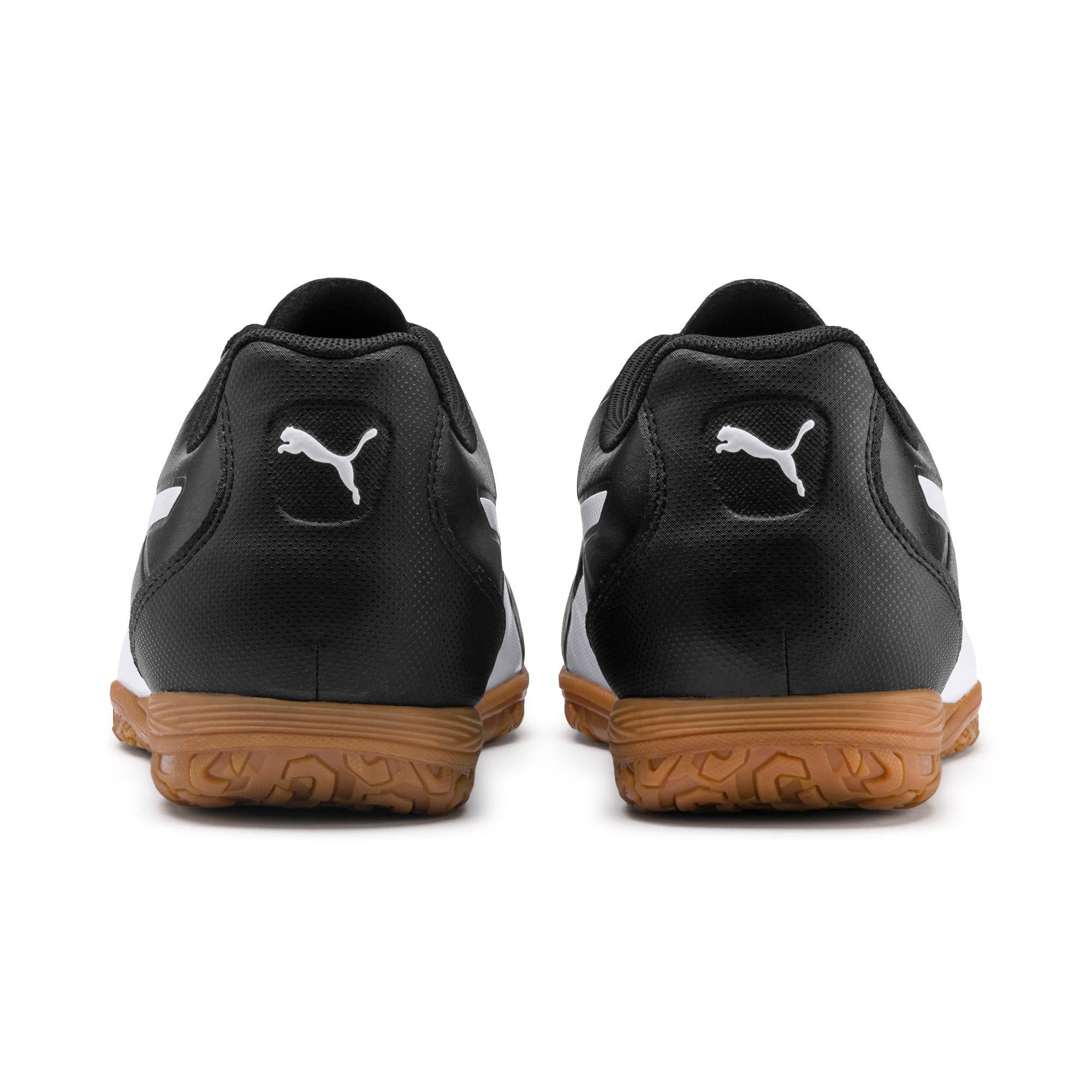 Thumbnail 5 of Monarch IT Men's Football Boots, Puma Black-Puma White, medium-IND