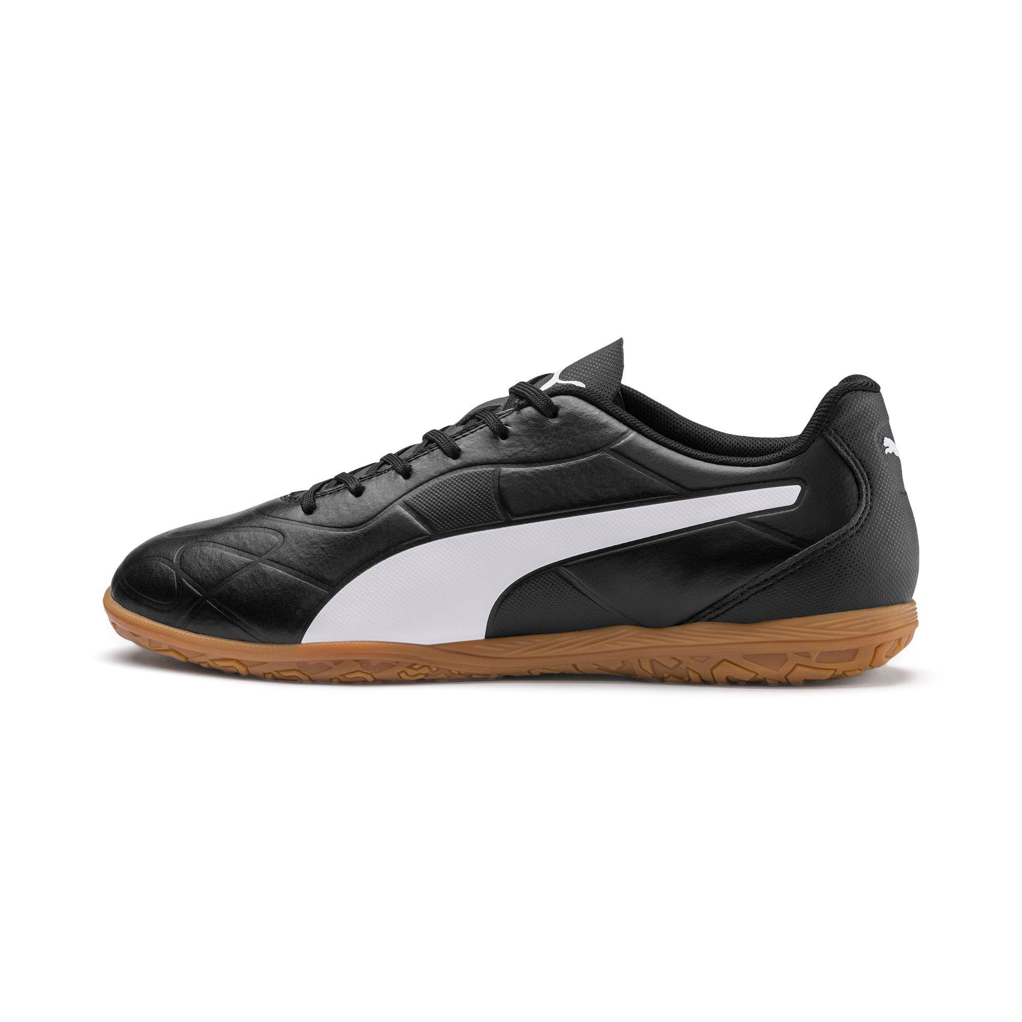 Thumbnail 1 of Monarch IT Men's Football Boots, Puma Black-Puma White, medium-IND