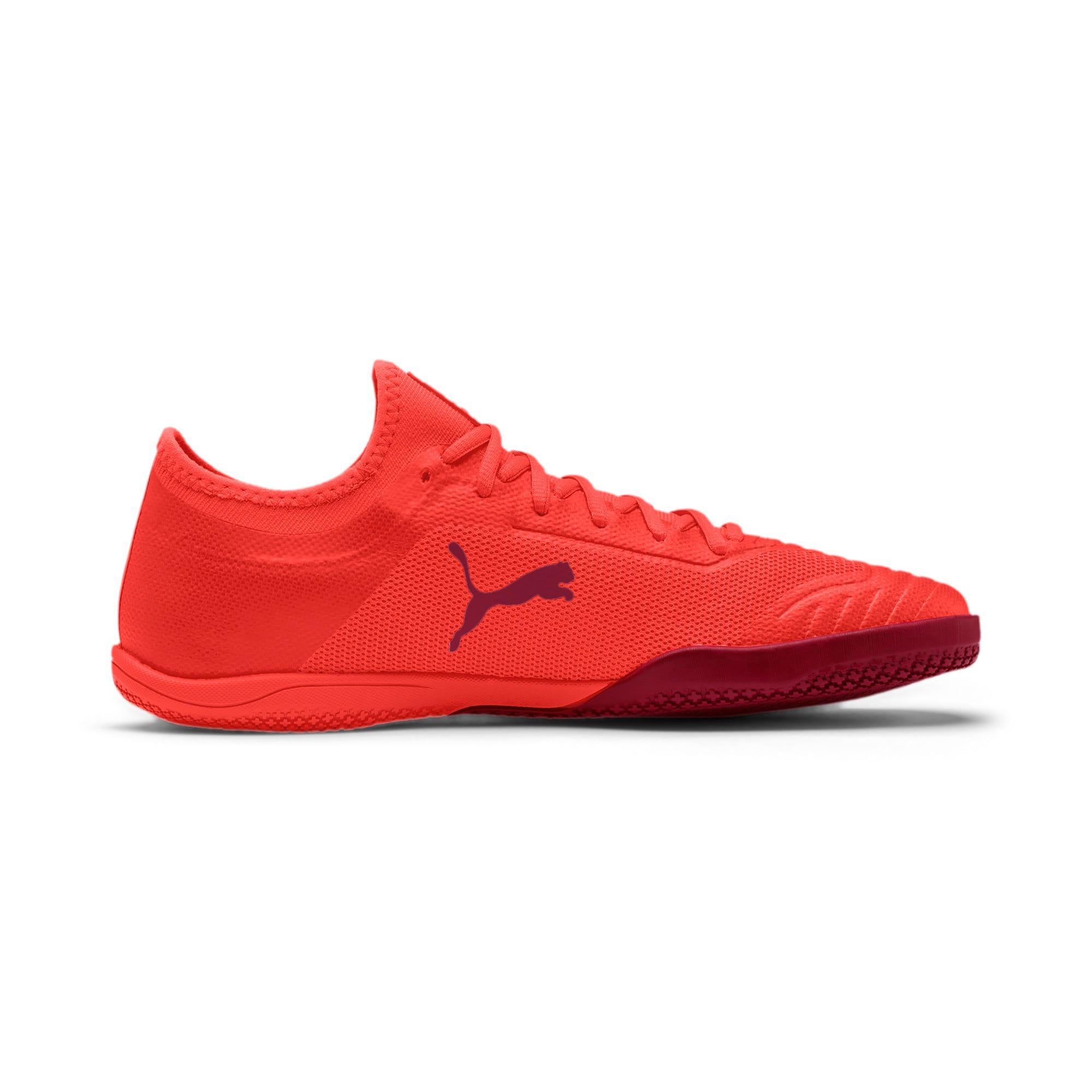 Thumbnail 6 of 365 Sala 1 Men's Soccer Shoes, Nrgy Red-Rhubarb, medium
