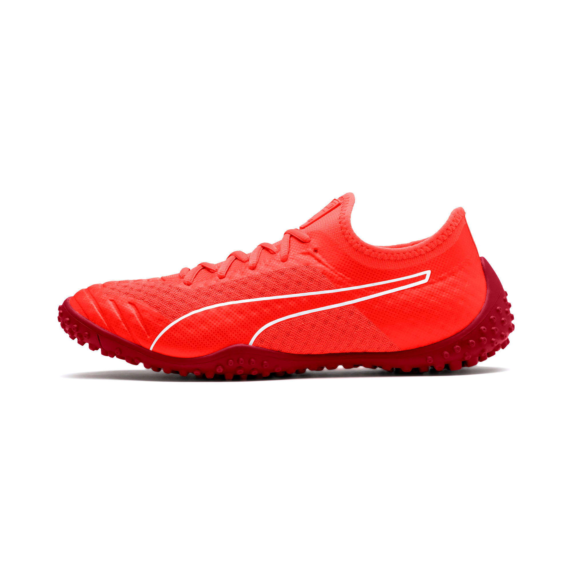 Thumbnail 1 of 365 Concrete 2 ST Men's Soccer Shoes, Nrgy Red-Rhubarb, medium