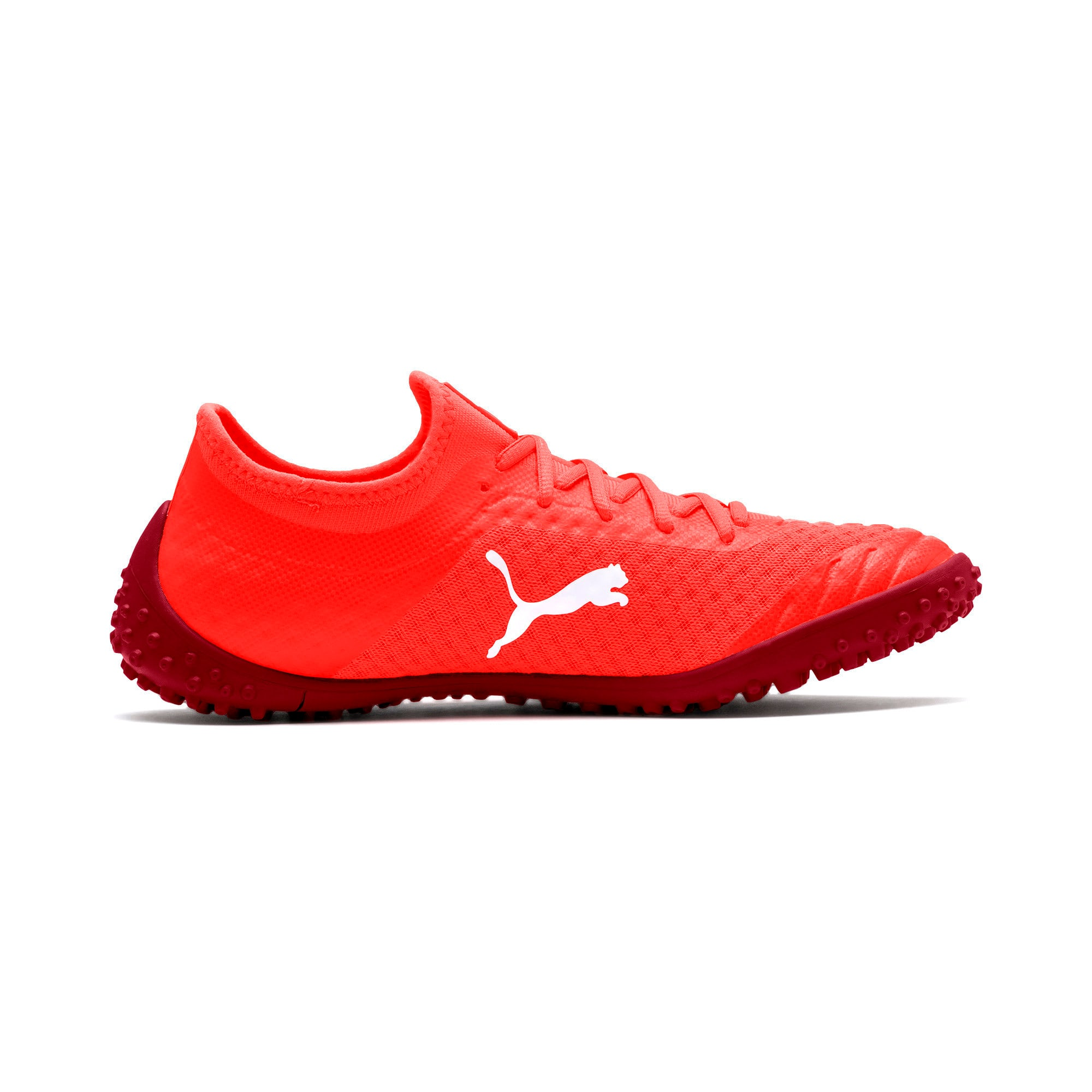 Thumbnail 6 of 365 Concrete 2 ST Men's Soccer Shoes, Nrgy Red-Rhubarb, medium