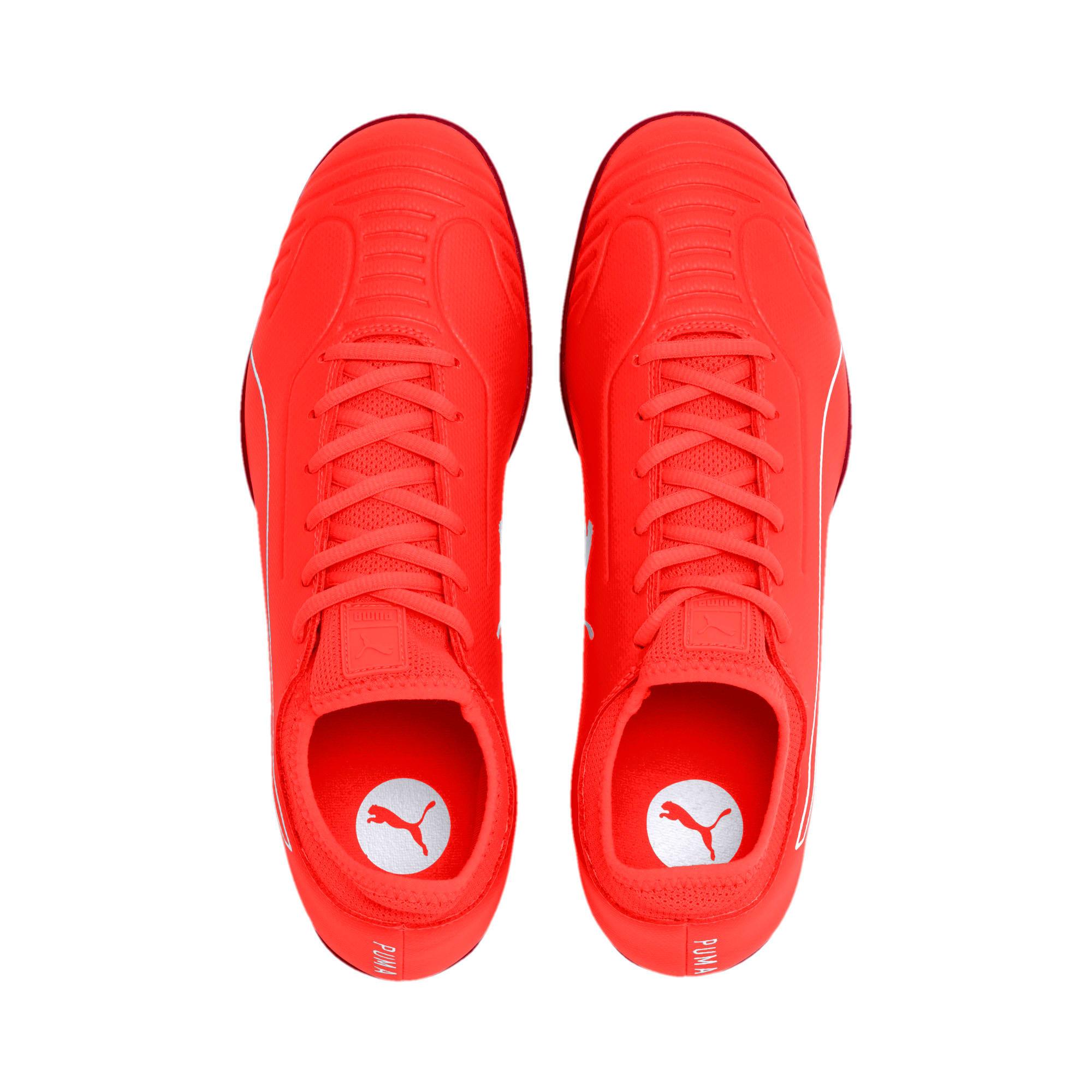 Thumbnail 7 of 365 Sala 2 Men's Soccer Shoes, Nrgy Red-Rhubarb, medium