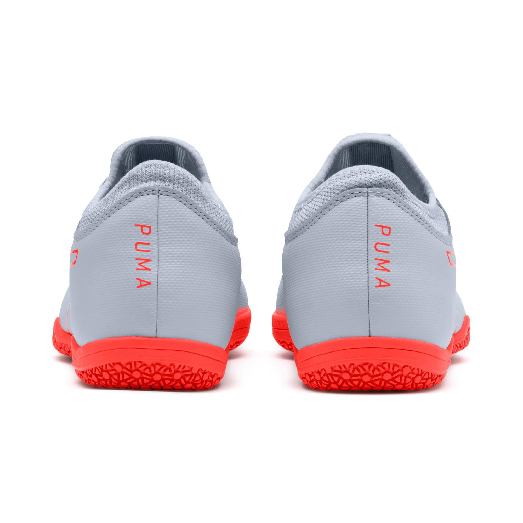 Thumbnail 4 of 365 Sala 2 Men's Soccer Shoes, Grey Dawn-Nrgy Red, medium