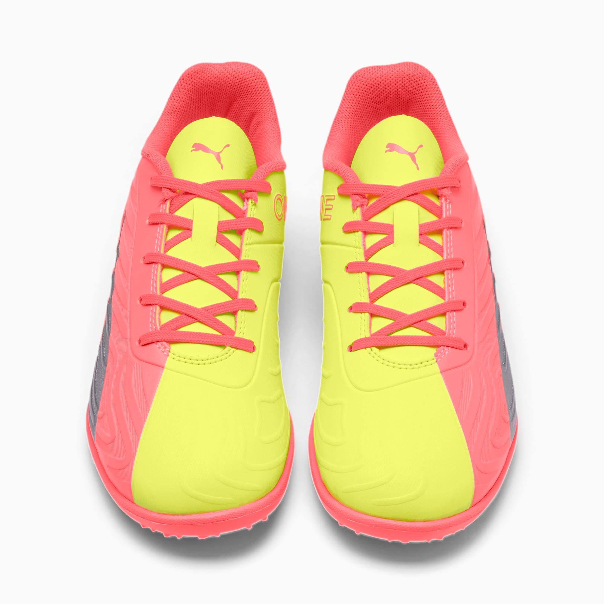 PUMA ONE 20.4 OSG TT Soccer Shoes JR