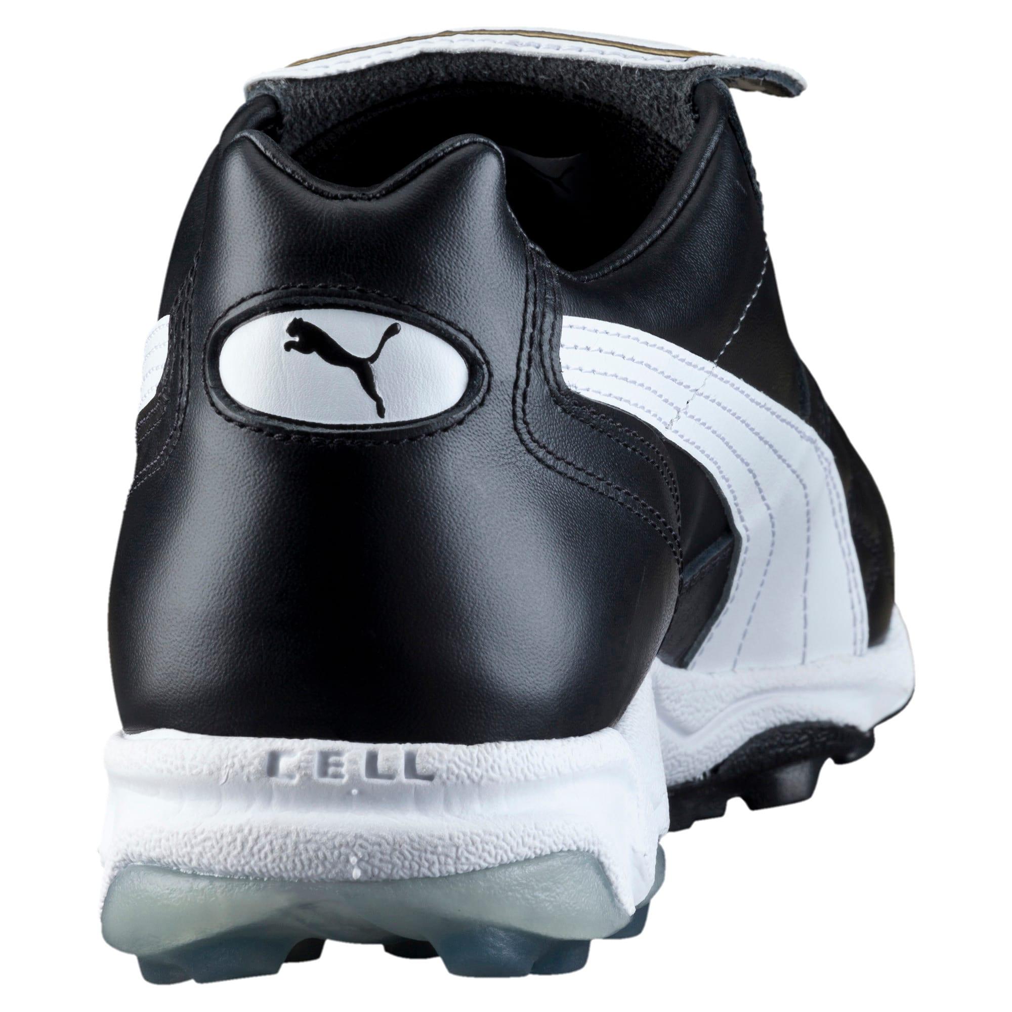 Thumbnail 3 of King Allround TT Men's Soccer Shoes, black-white-team gold, medium