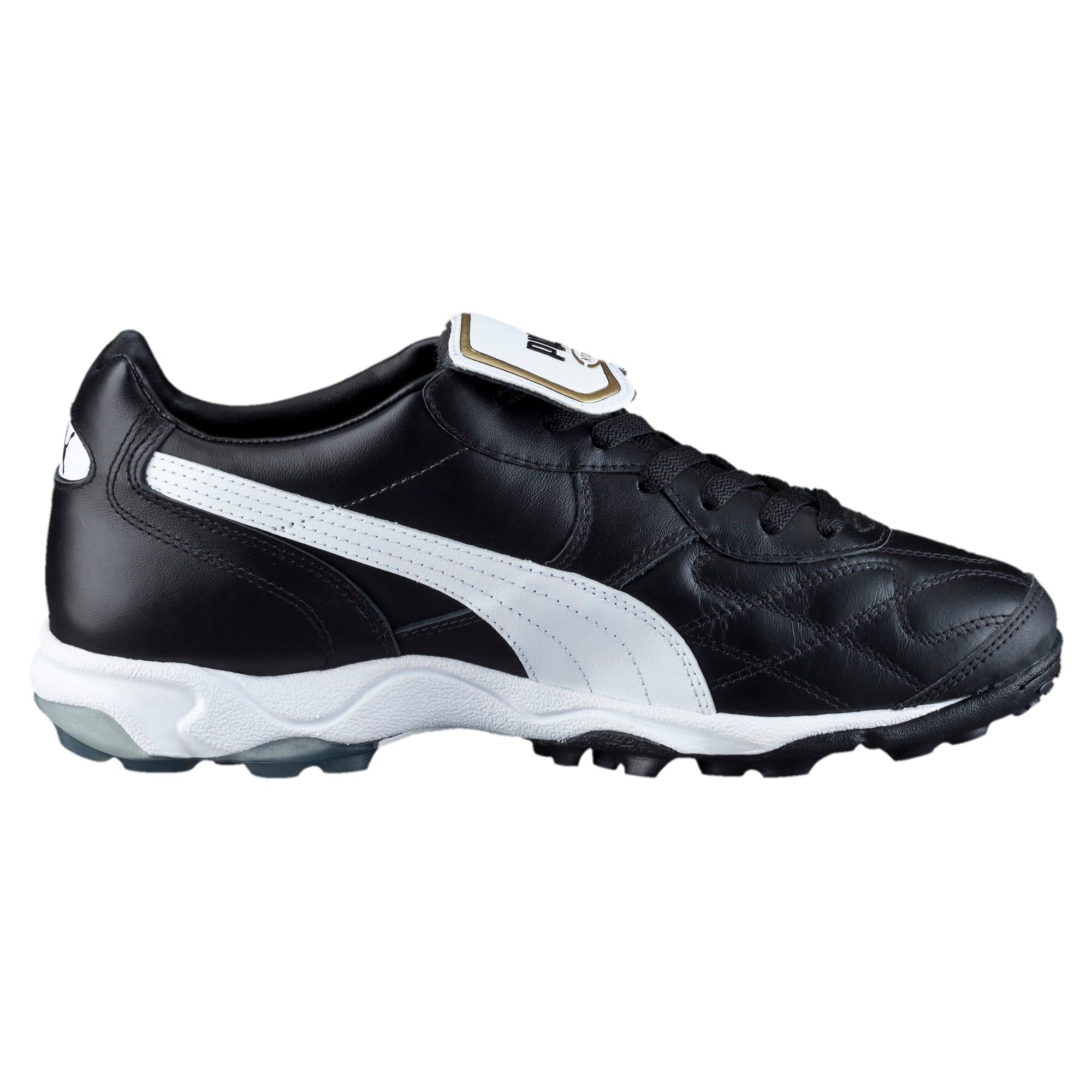 Thumbnail 4 of King Allround TT Men's Soccer Shoes, black-white-team gold, medium