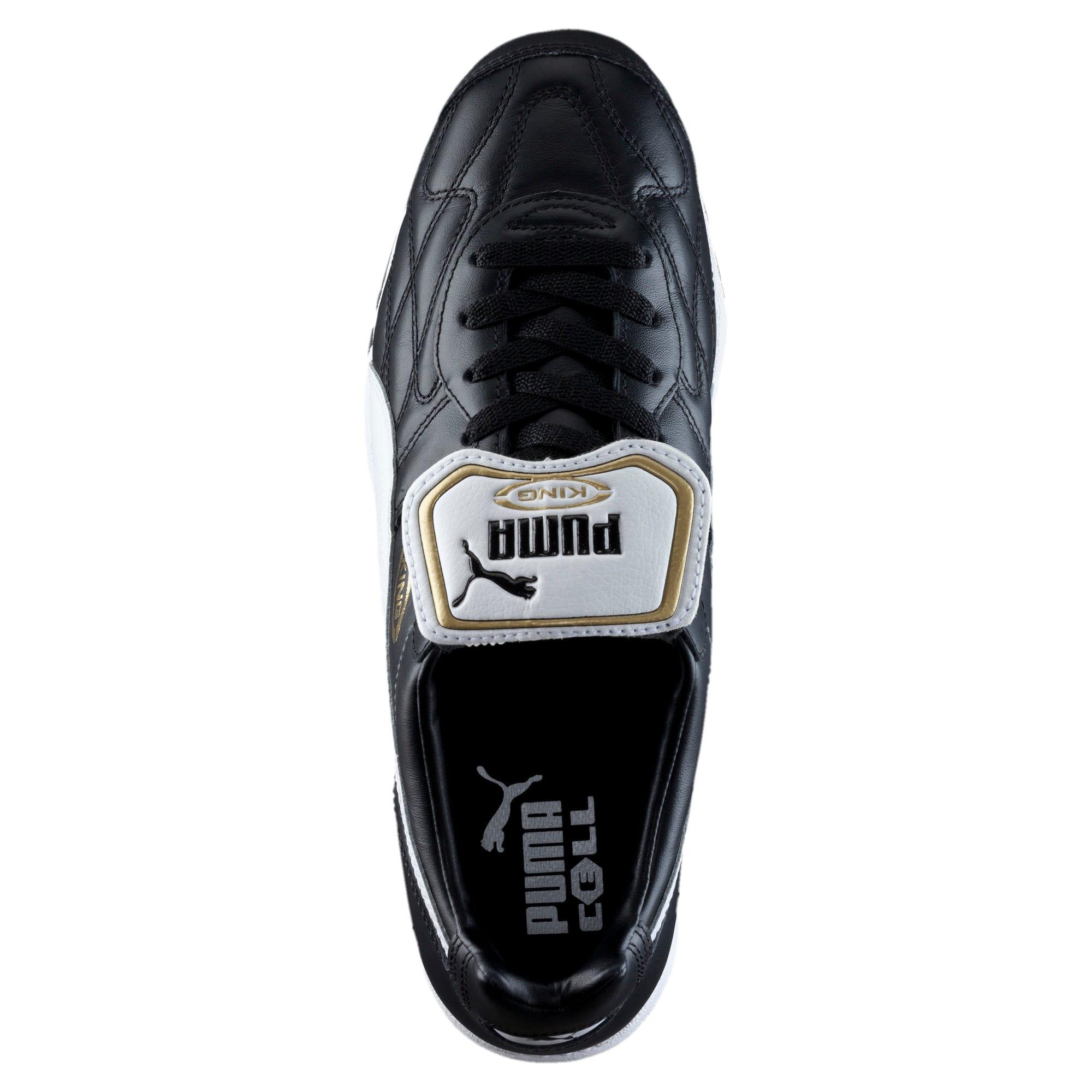 Thumbnail 5 of King Allround TT Men's Soccer Shoes, black-white-team gold, medium