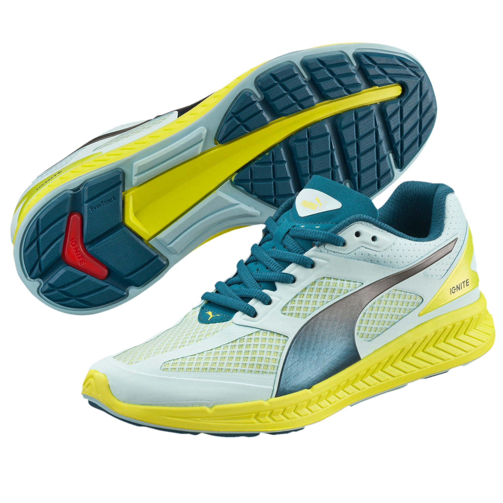 Thumbnail 2 of IGNITE Mesh Women's Running Shoes, clearwater-poseidon-sul spg, medium-IND