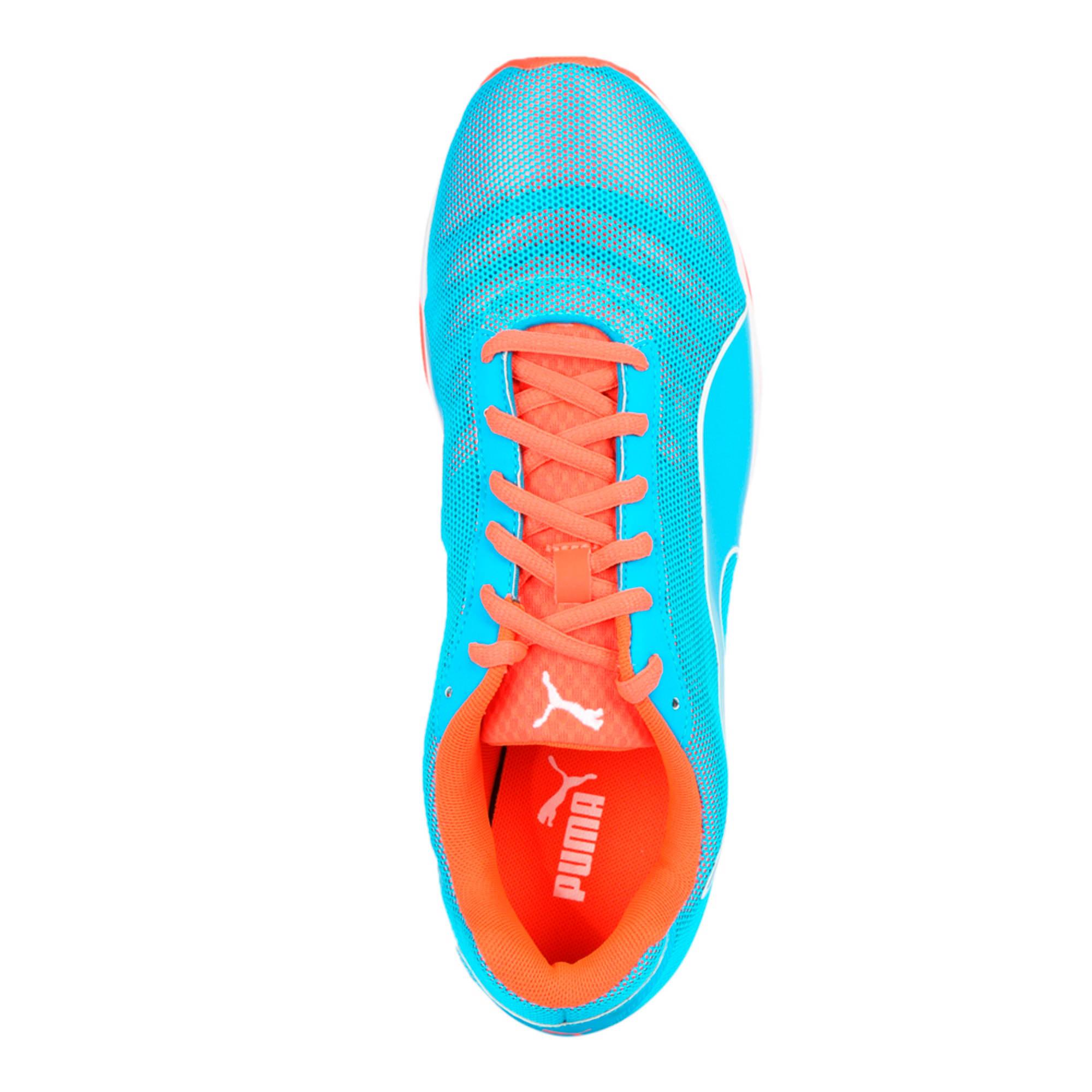 Thumbnail 3 of Burst Running Shoes, atomic blue-red blast, medium-IND