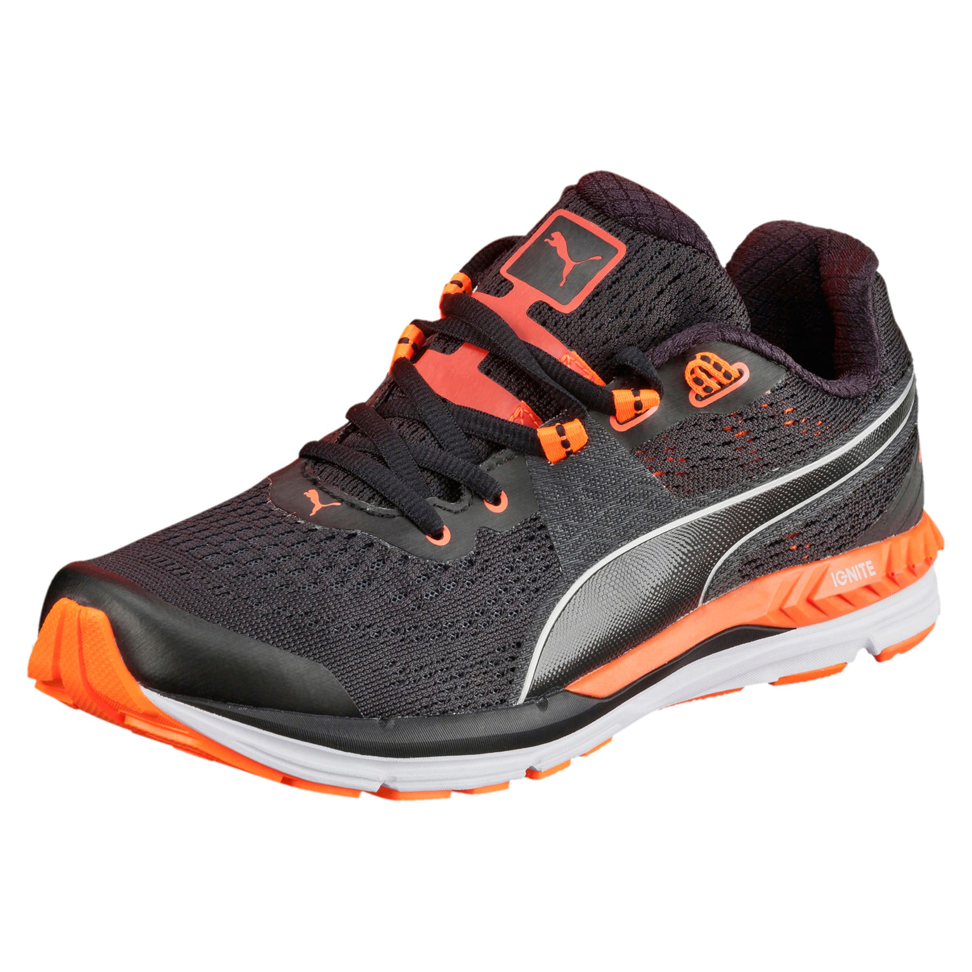 Thumbnail 1 of Speed 600 IGNITE Women's Running Shoes, black-periscope-fluo peach, medium-IND