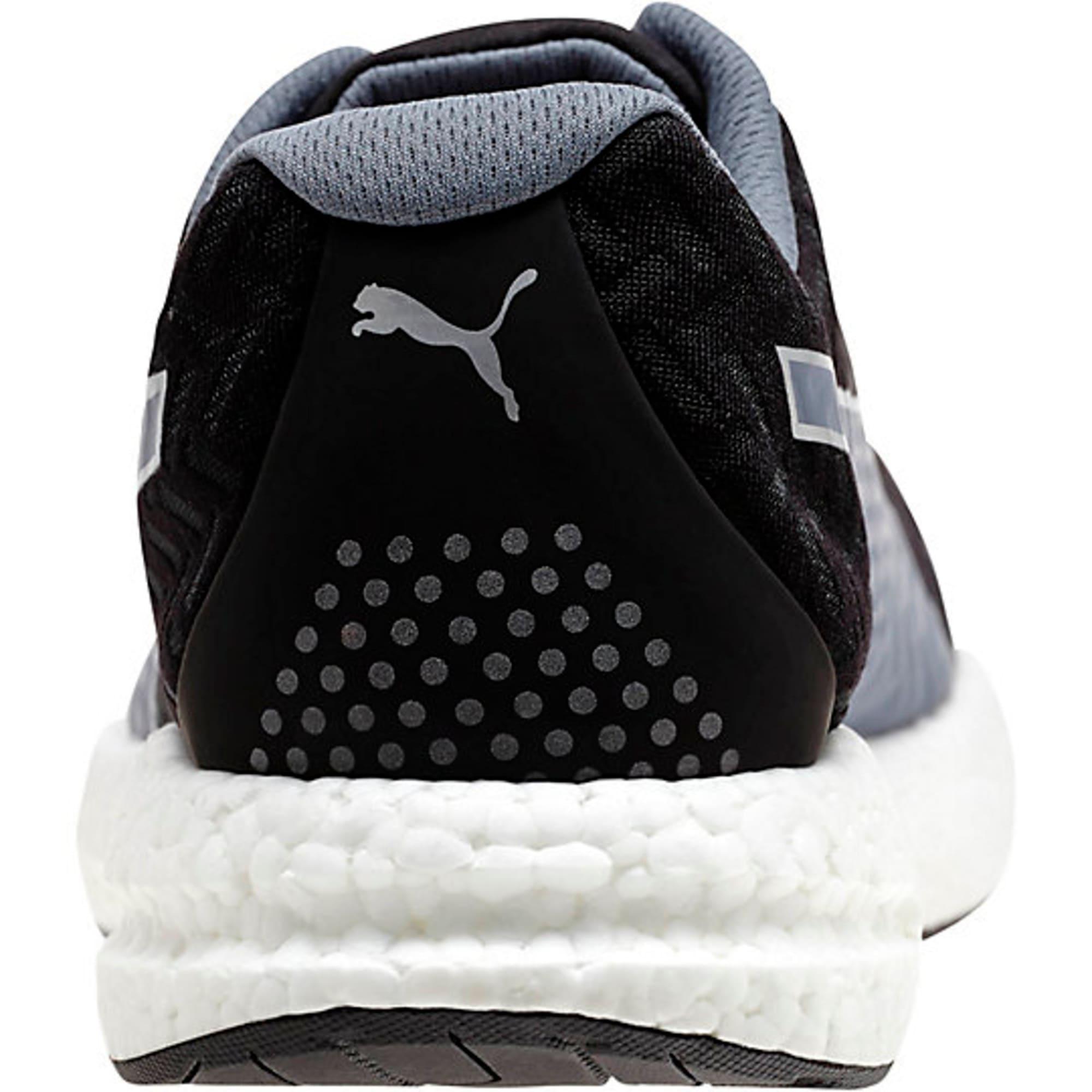 Thumbnail 3 of NRGY Running Shoes, black-folkstone gray, medium-IND