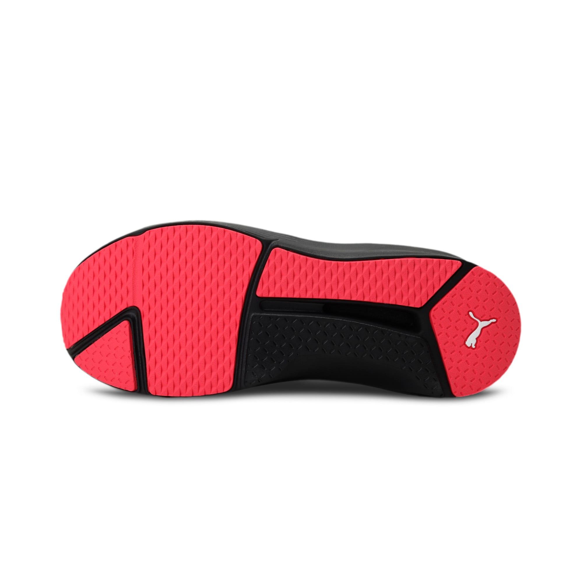 Thumbnail 4 of PUMA Fierce Core Training Shoes, Puma Black-Paradise Pink, medium-IND
