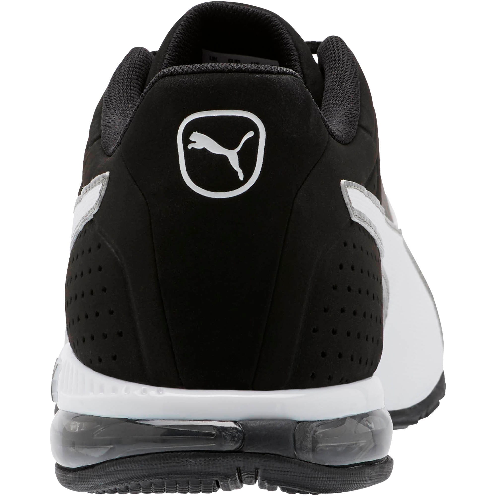 Thumbnail 3 of CELL Surin 2 Matte Men's Training Shoes, Charcoal Gray-Puma White, medium