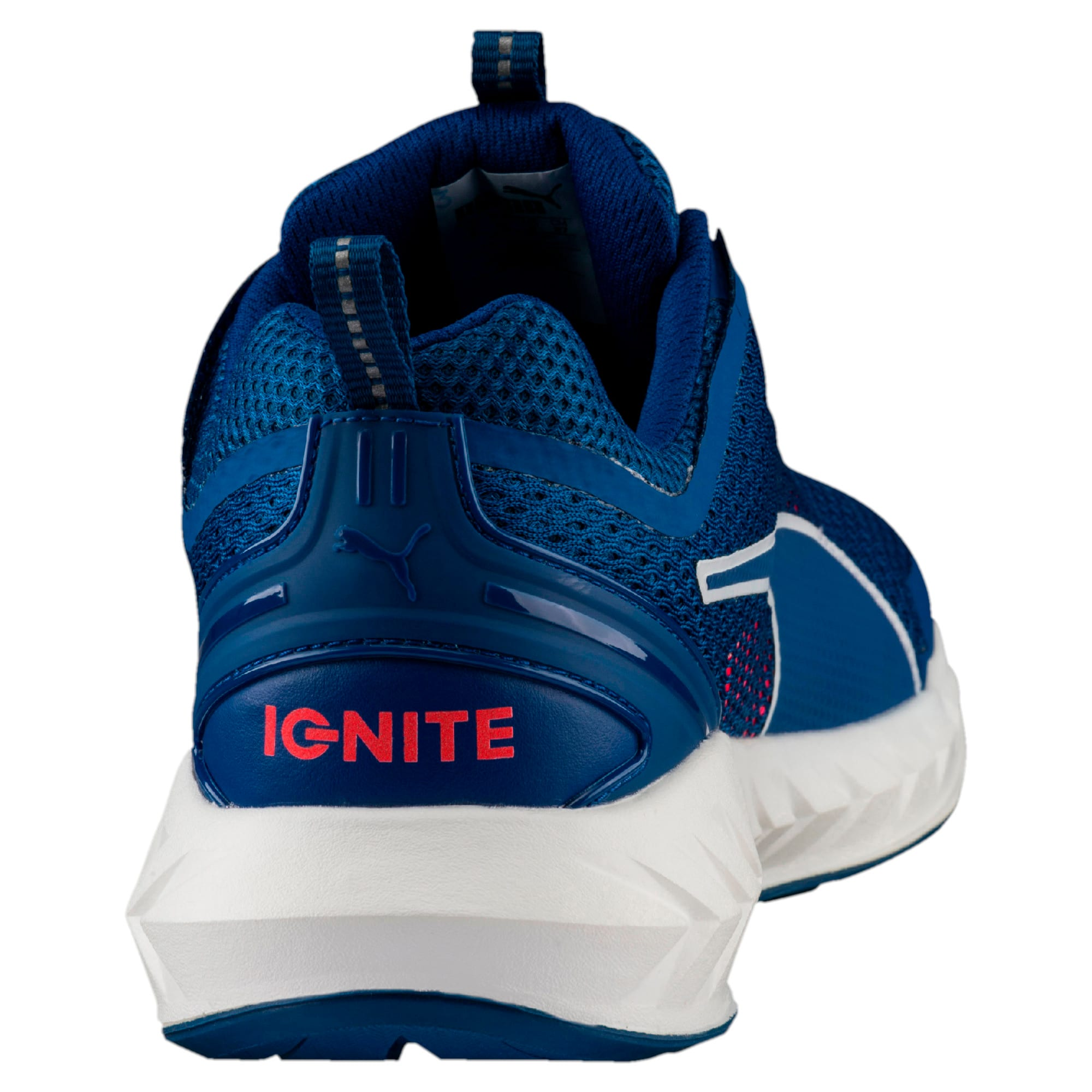 Thumbnail 3 of IGNITE Ultimate 2 Men's Running Shoes, TRUE BLUE-Bright Plasma, medium-IND