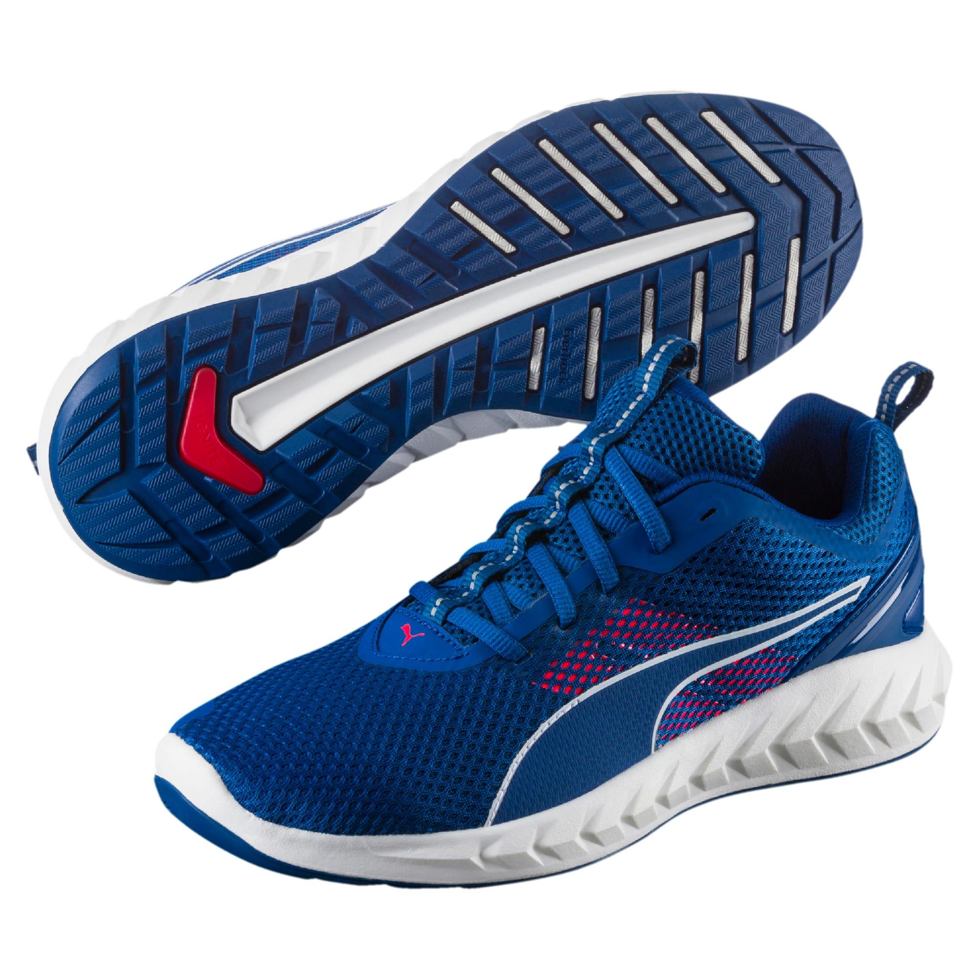 Thumbnail 2 of IGNITE Ultimate 2 Men's Running Shoes, TRUE BLUE-Bright Plasma, medium-IND