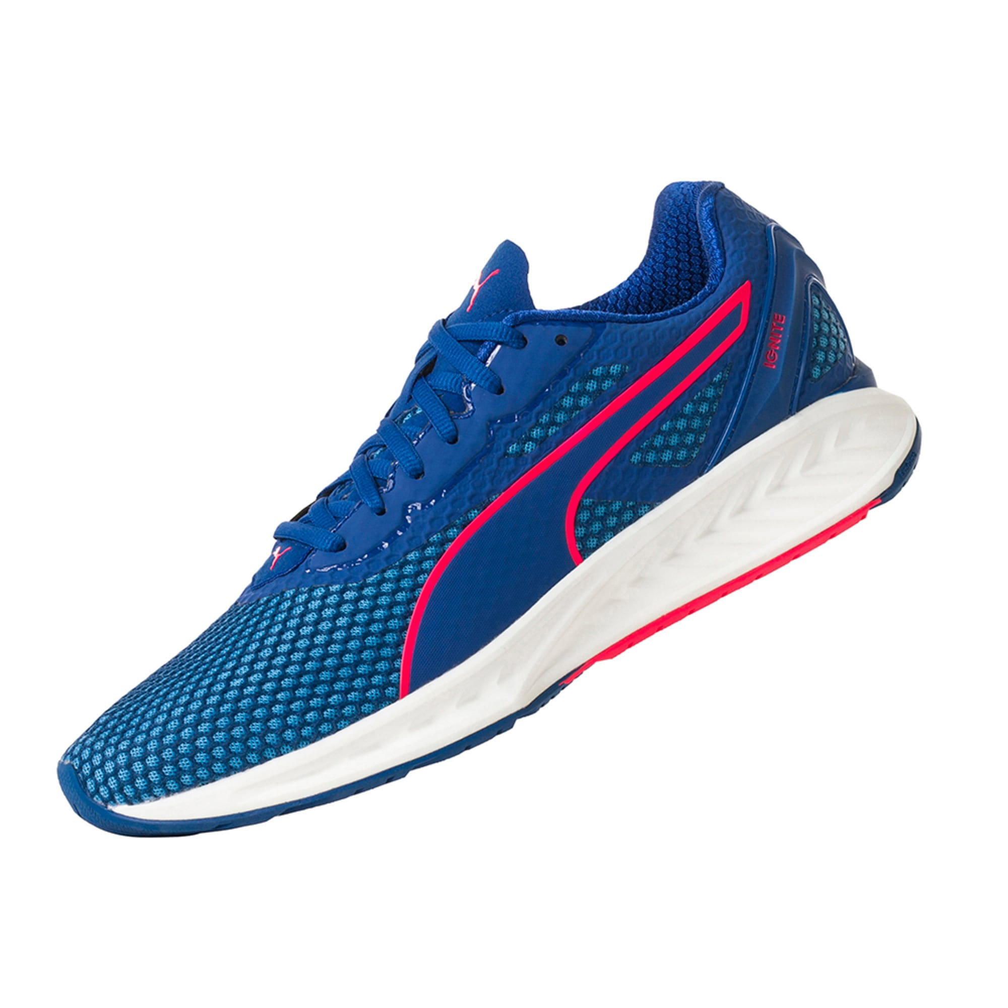 Thumbnail 1 of IGNITE 3 Men's Running Shoes, TRUEBLUE-BLUEDANUBE-Plasma, medium-IND