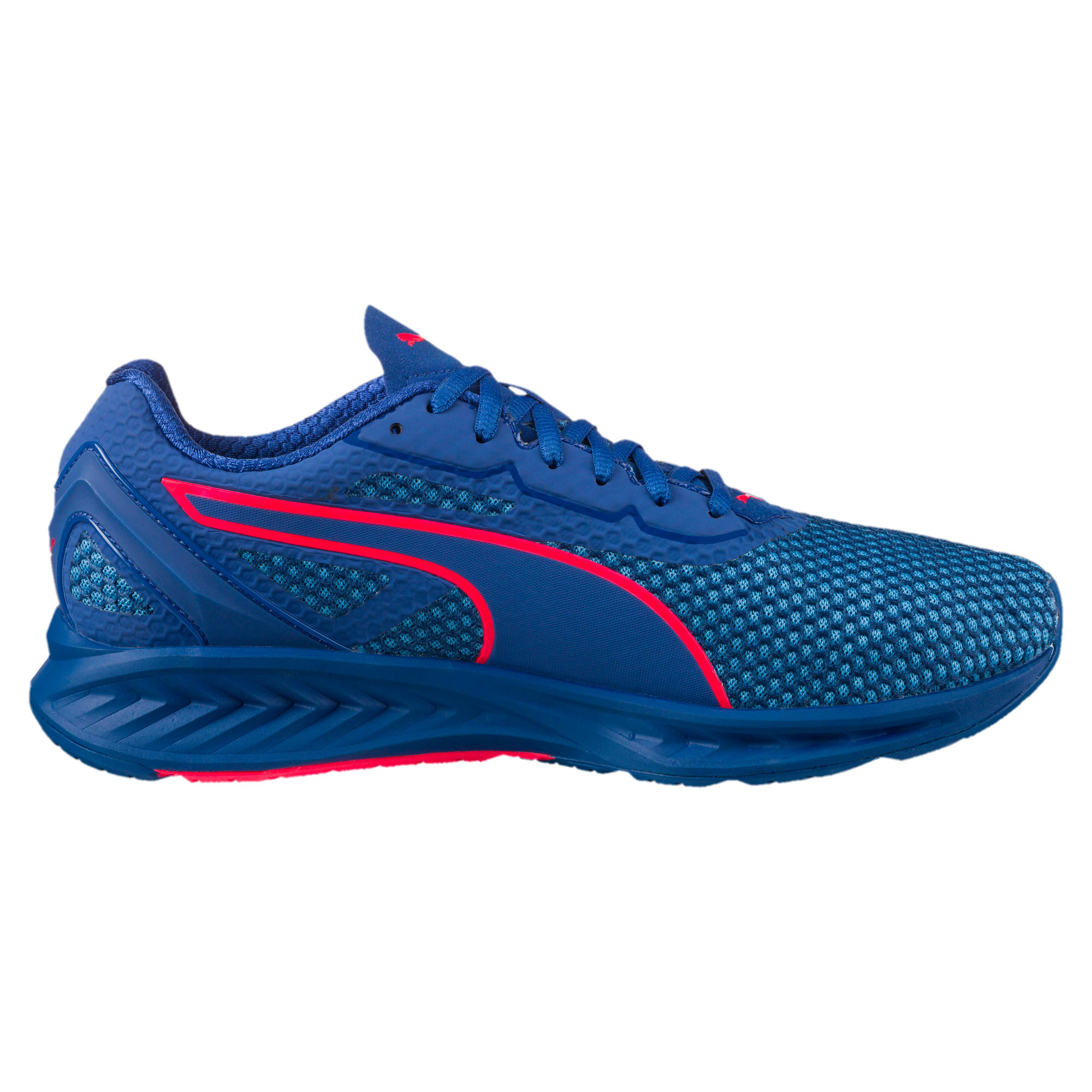 Thumbnail 5 of IGNITE 3 Men's Running Shoes, TRUEBLUE-BLUEDANUBE-Plasma, medium-IND