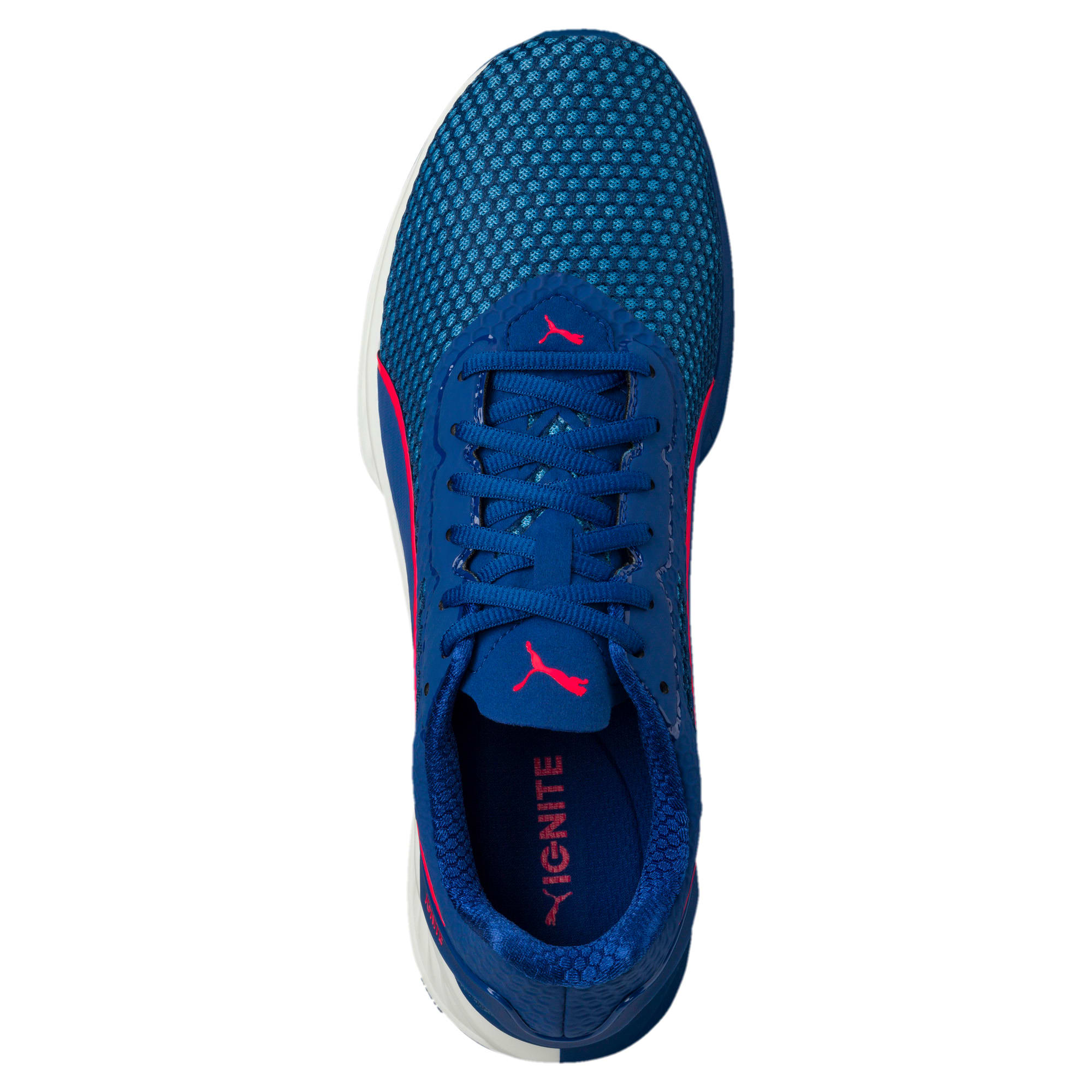 Thumbnail 6 of IGNITE 3 Men's Running Shoes, TRUEBLUE-BLUEDANUBE-Plasma, medium-IND
