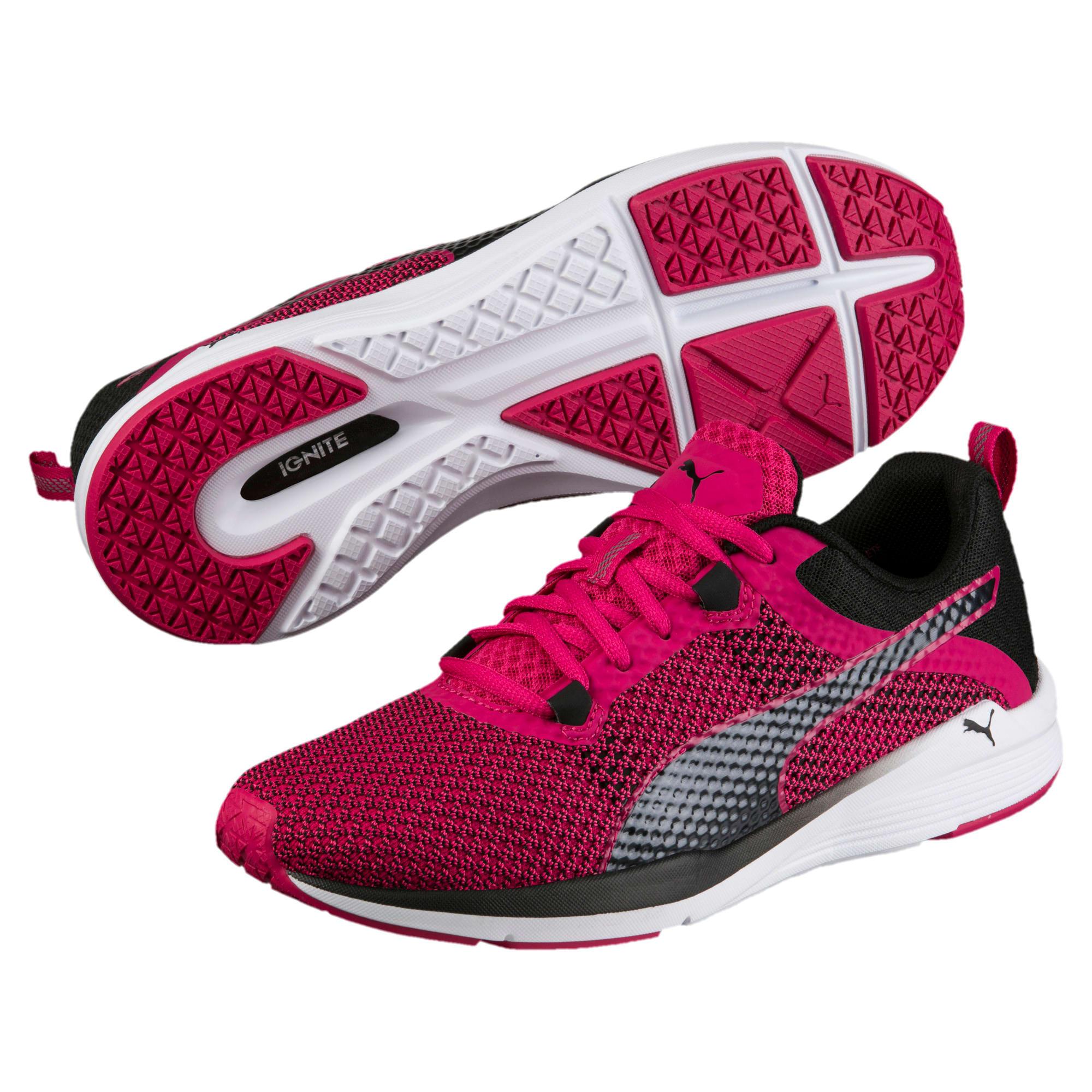 Thumbnail 2 of Pulse IGNITE XT Women's Training Shoes, Love Potion-Puma Black, medium-IND