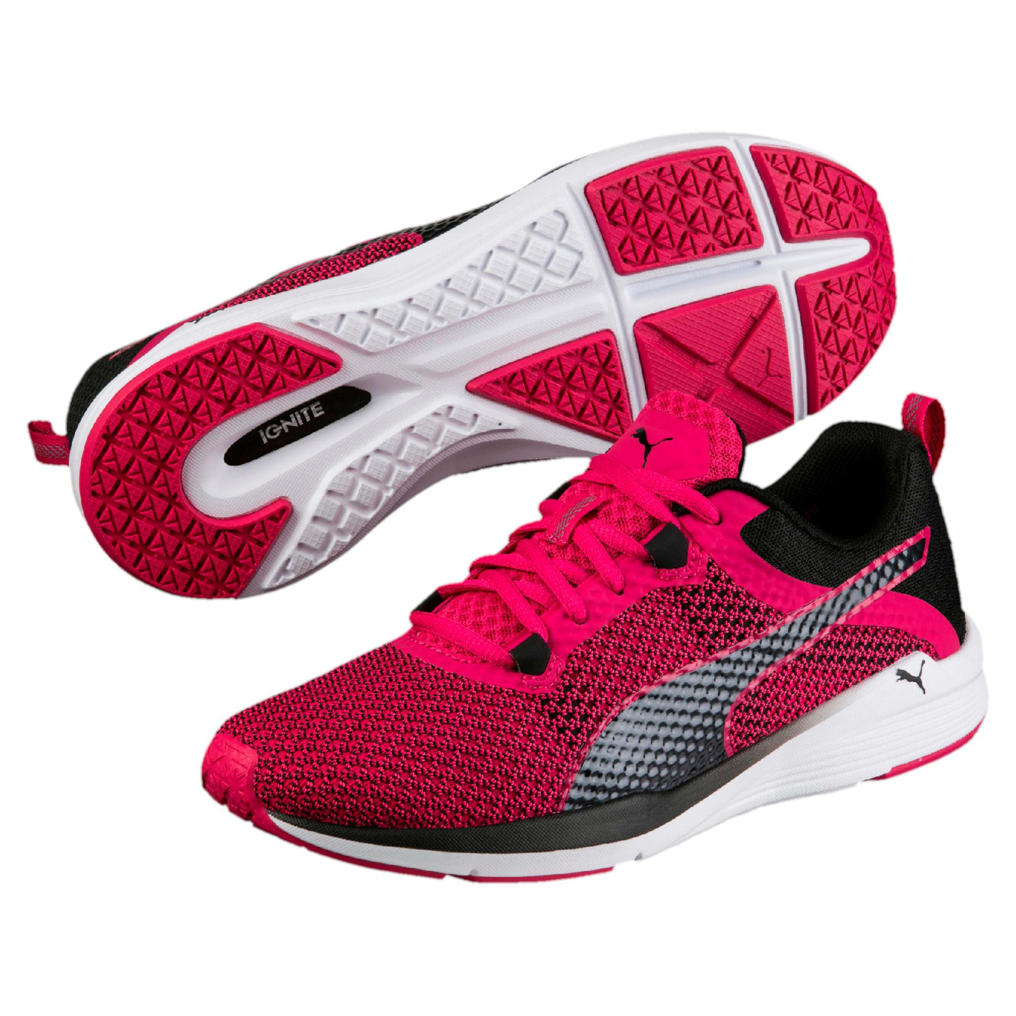 Thumbnail 6 of Pulse IGNITE XT Women's Training Shoes, Love Potion-Puma Black, medium-IND