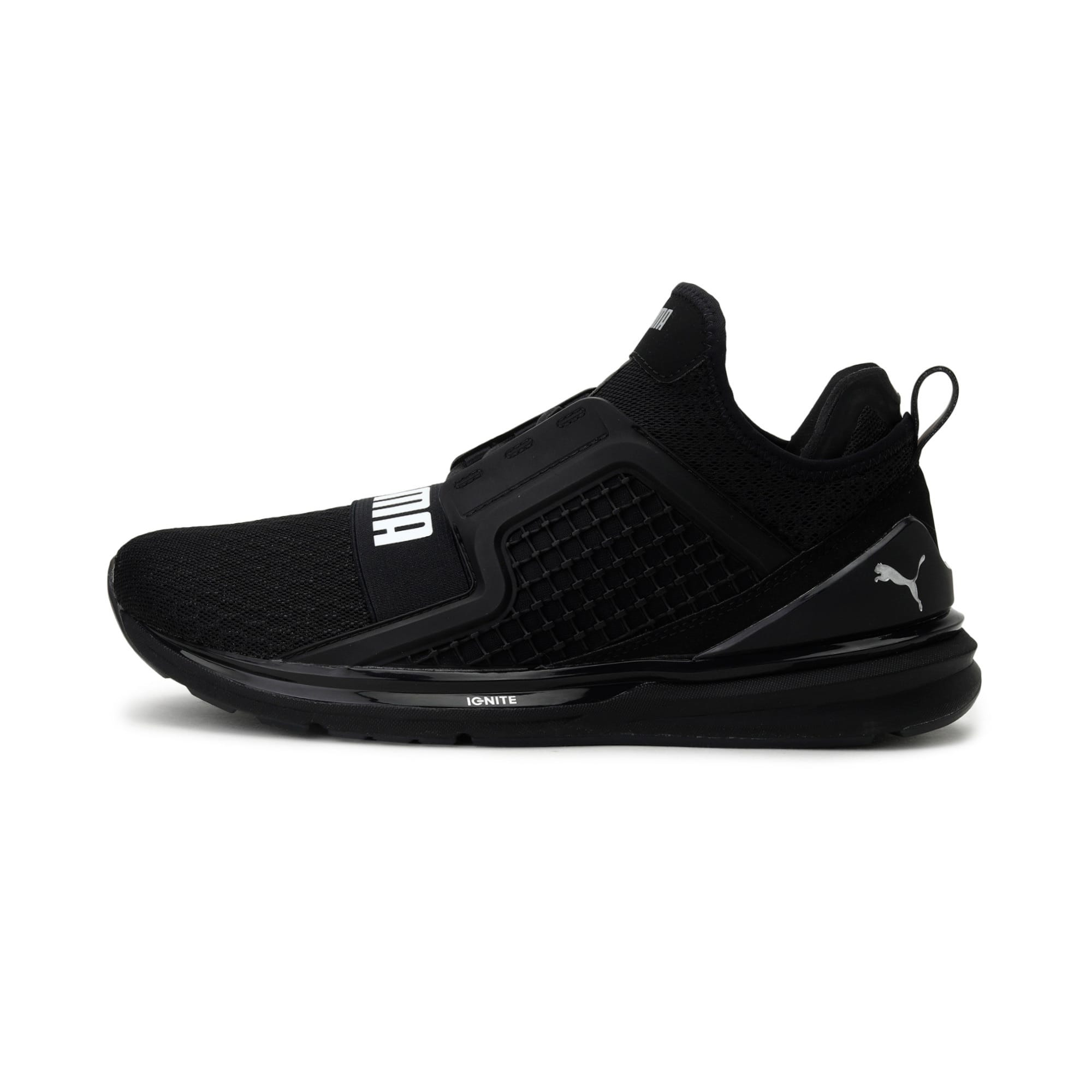 Thumbnail 1 of IGNITE Limitless Men's Running Shoes, Puma Black, medium-IND