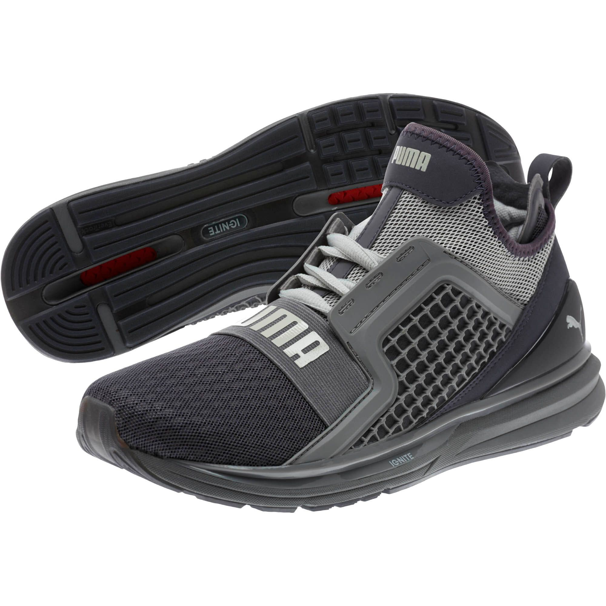 Thumbnail 2 of IGNITE Limitless Men's Running Shoes, Periscope-Gray Violet, medium