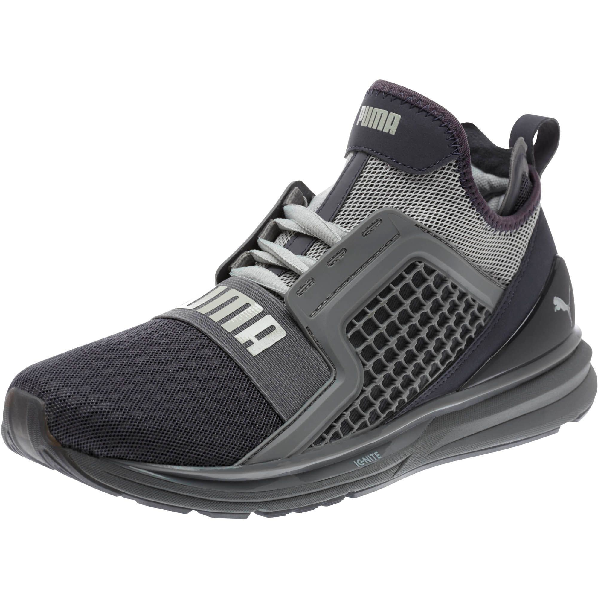 Thumbnail 1 of IGNITE Limitless Men's Running Shoes, Periscope-Gray Violet, medium