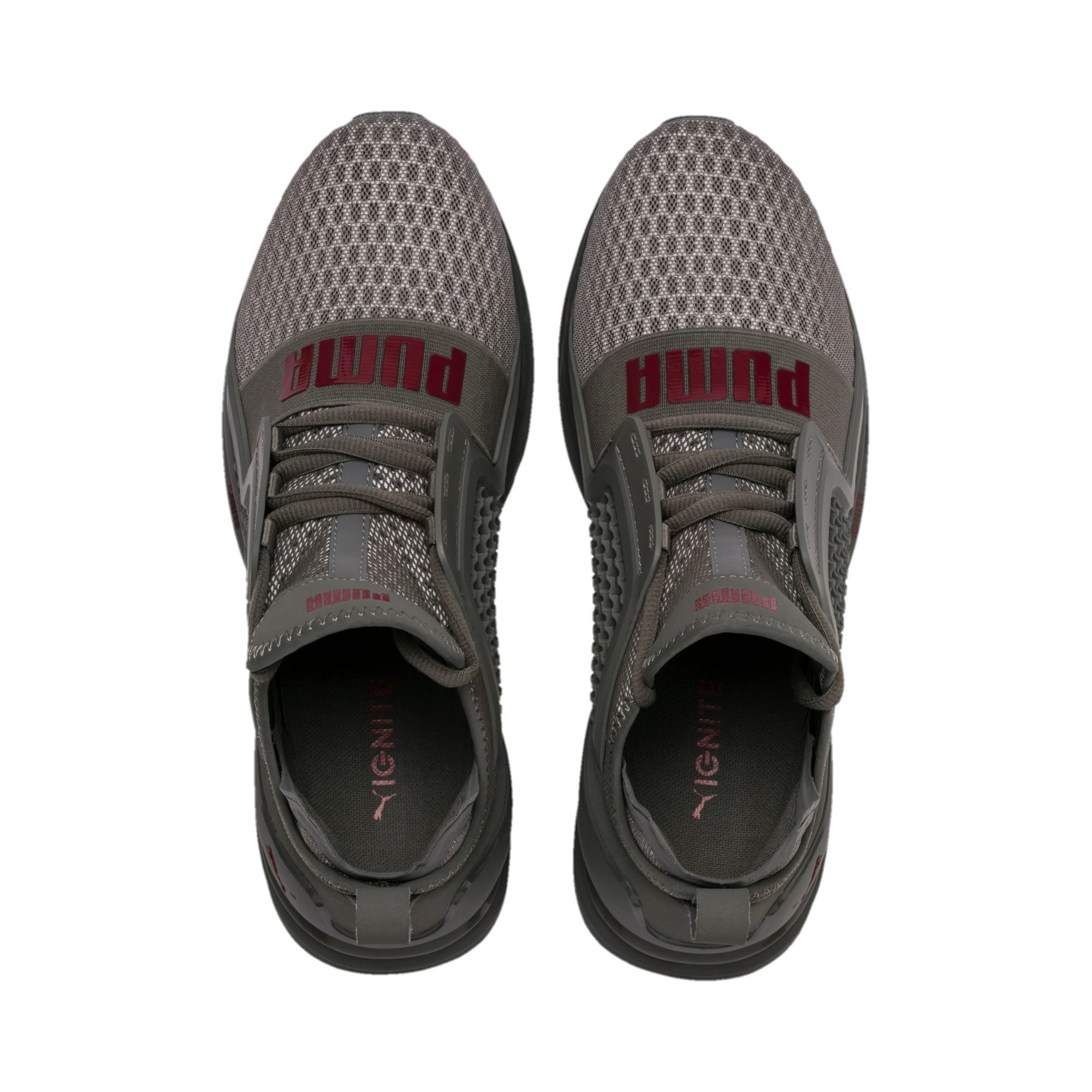 Thumbnail 4 of IGNITE Limitless Men's Running Shoes, CASTLEROCK-Rhubarb, medium-IND