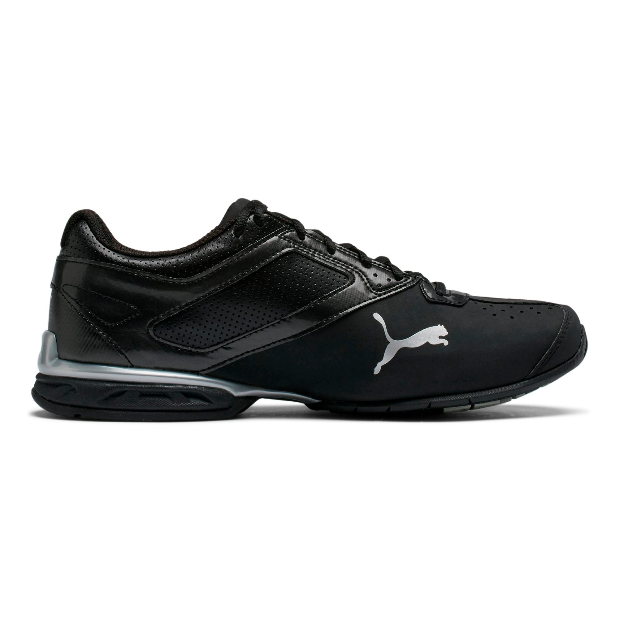 Thumbnail 5 of Tazon 6 FM Men's Sneakers, Puma Black-puma silver, medium