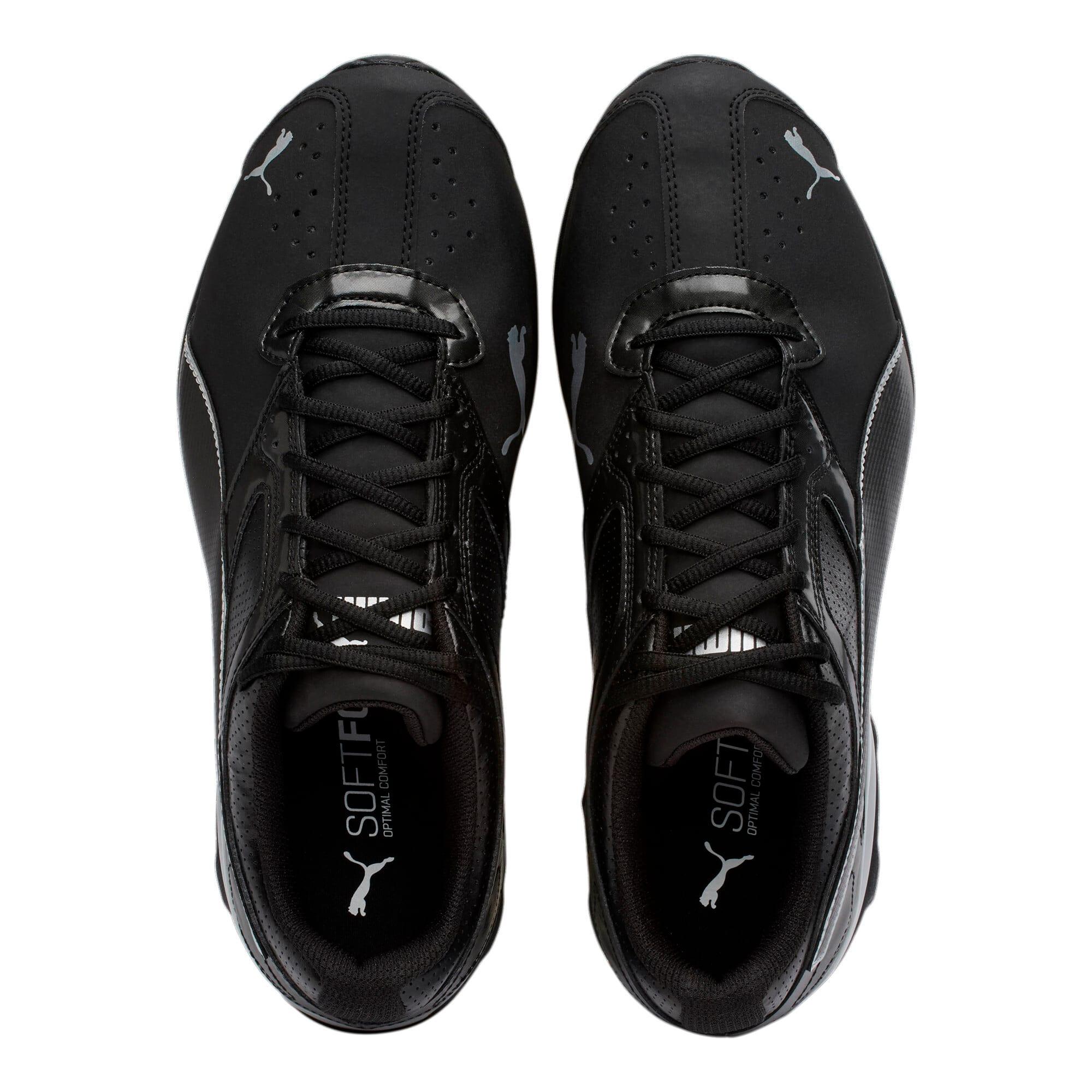Thumbnail 6 of Tazon 6 FM Men's Sneakers, Puma Black-puma silver, medium