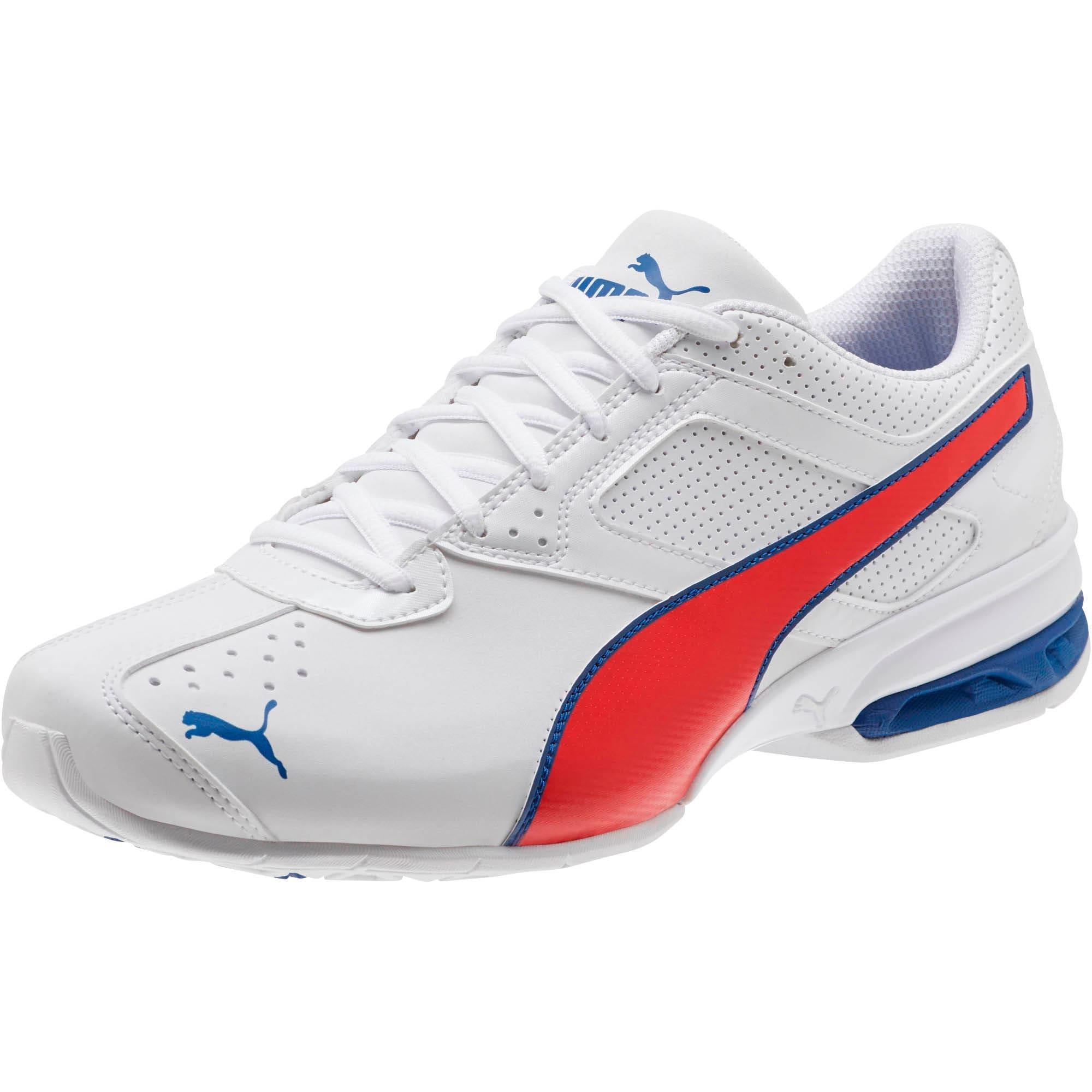 Thumbnail 1 of Tazon 6 FM Men's Sneakers, P White-Glaxy Blue-H Risk Rd, medium