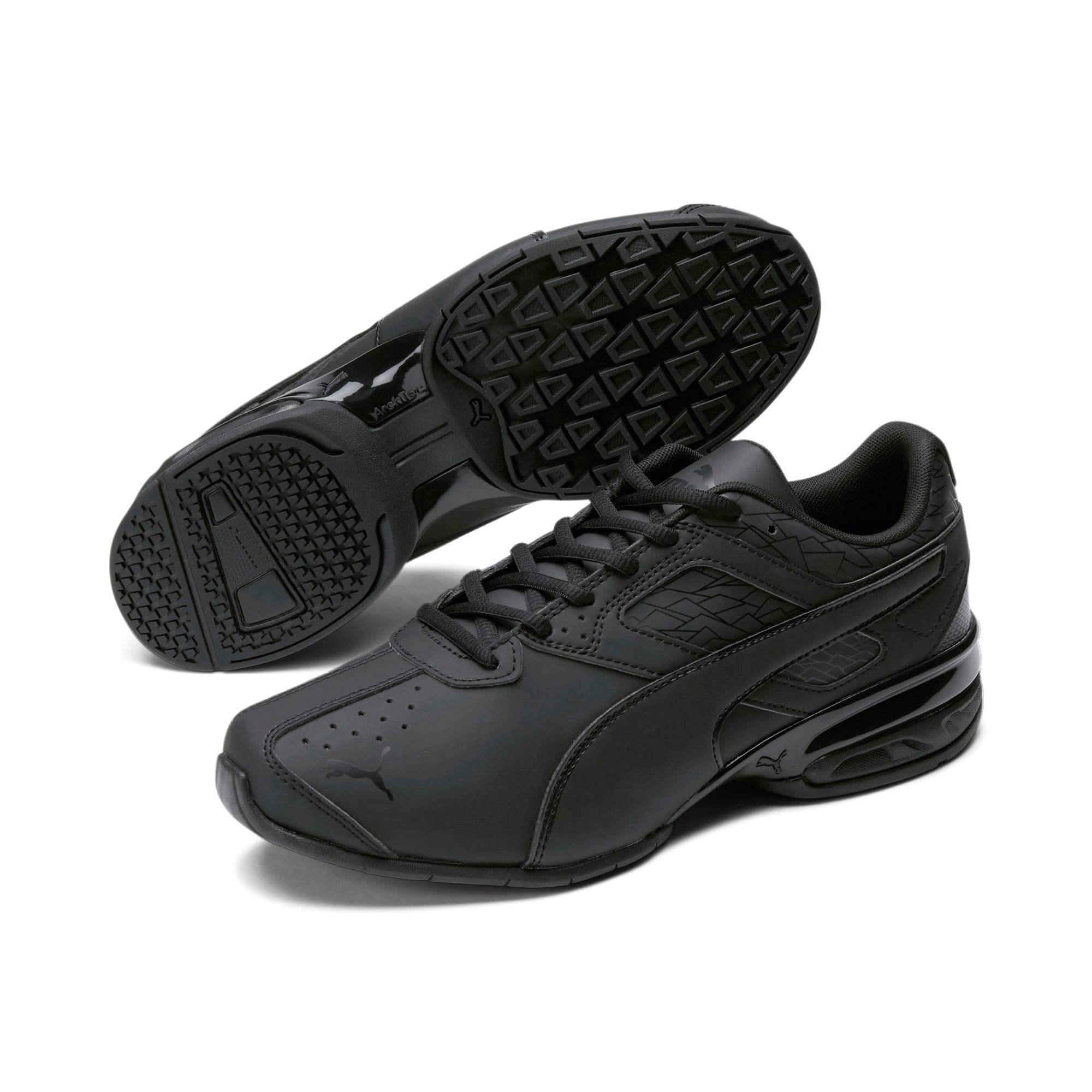 Thumbnail 2 of Tazon 6 Fracture FM Men's Sneakers, Puma Black, medium