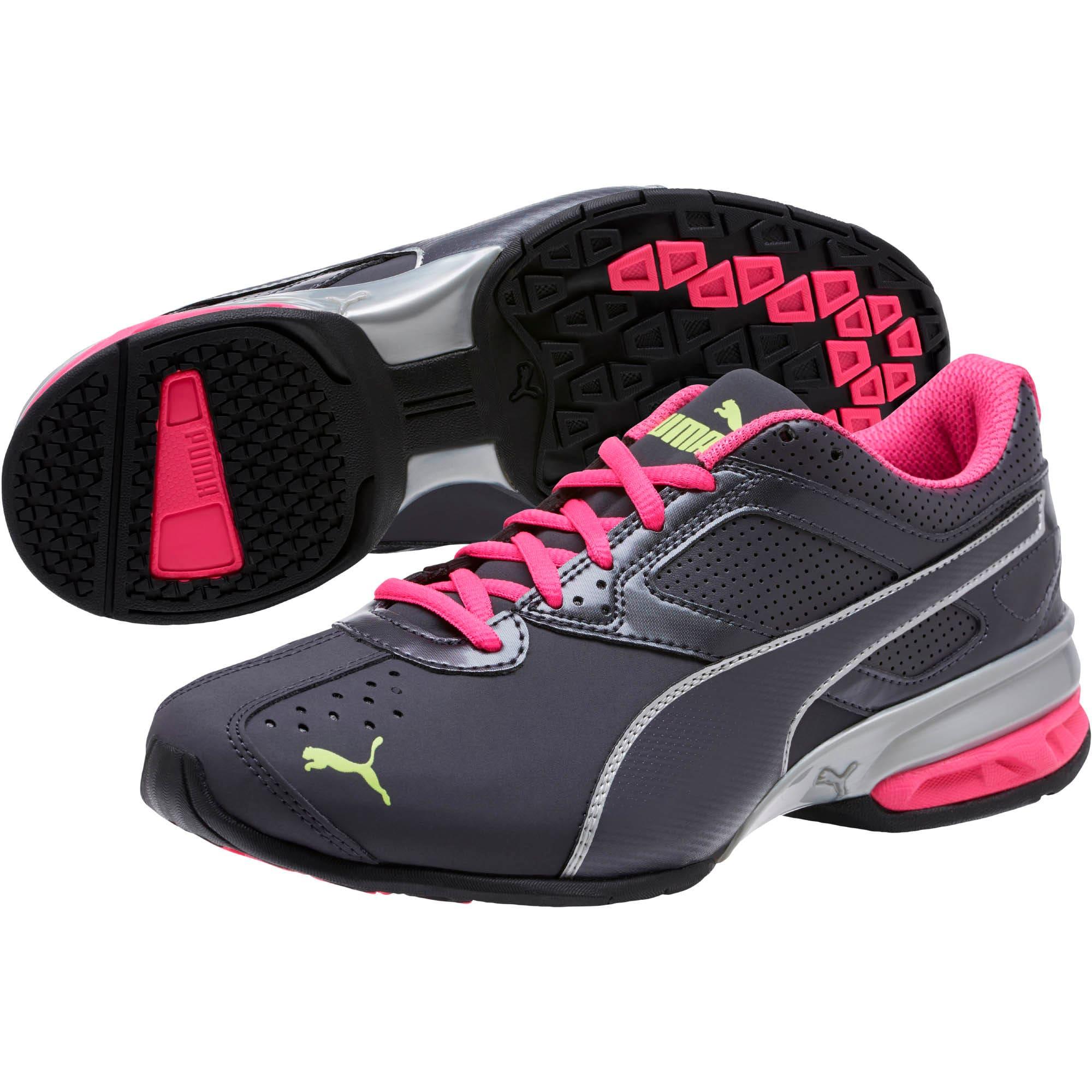 Thumbnail 2 of Tazon 6 FM Women's Sneakers, Periscope-Silver-Pink Glo, medium