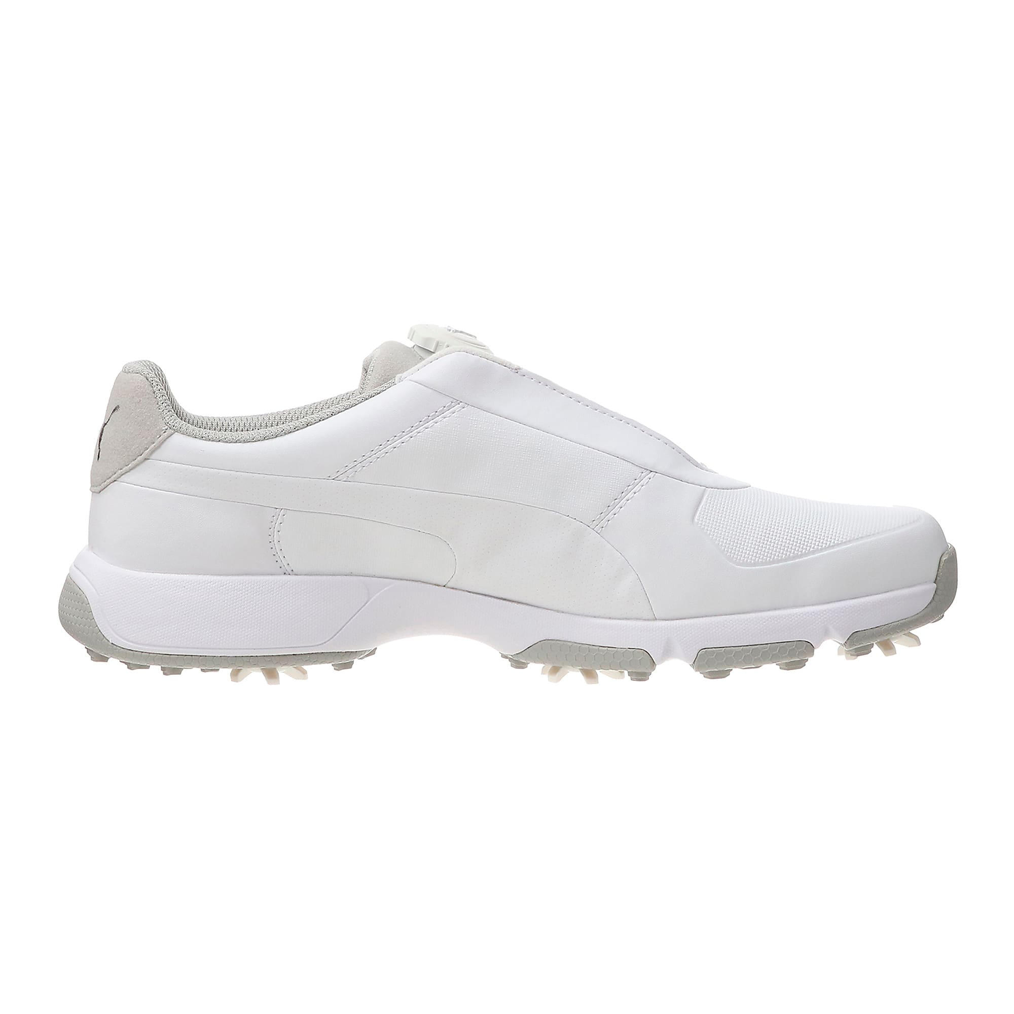Thumbnail 3 of Chaussure de golf IGNITE Drive DISC pour homme, White-White, medium