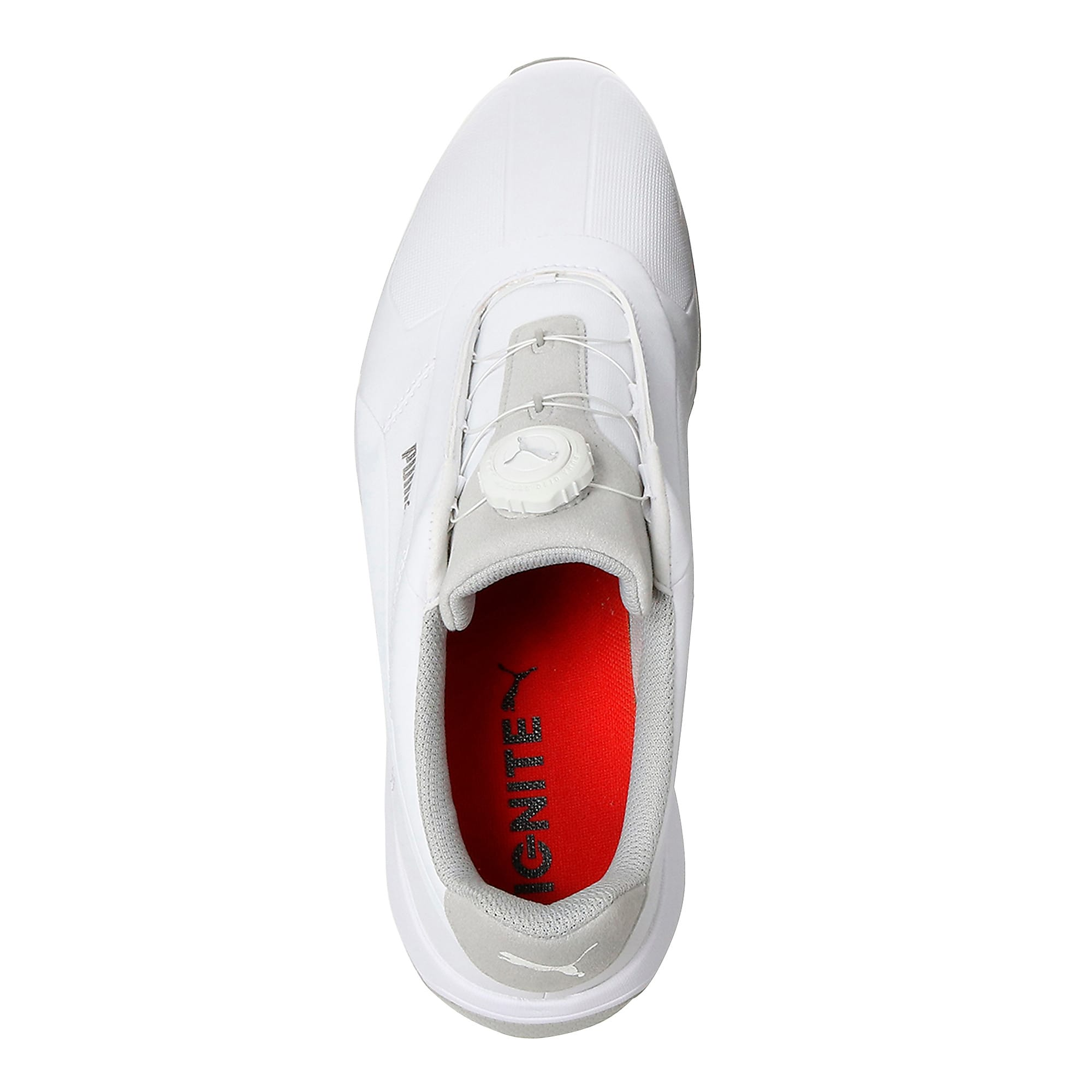 Thumbnail 5 of Chaussure de golf IGNITE Drive DISC pour homme, White-White, medium