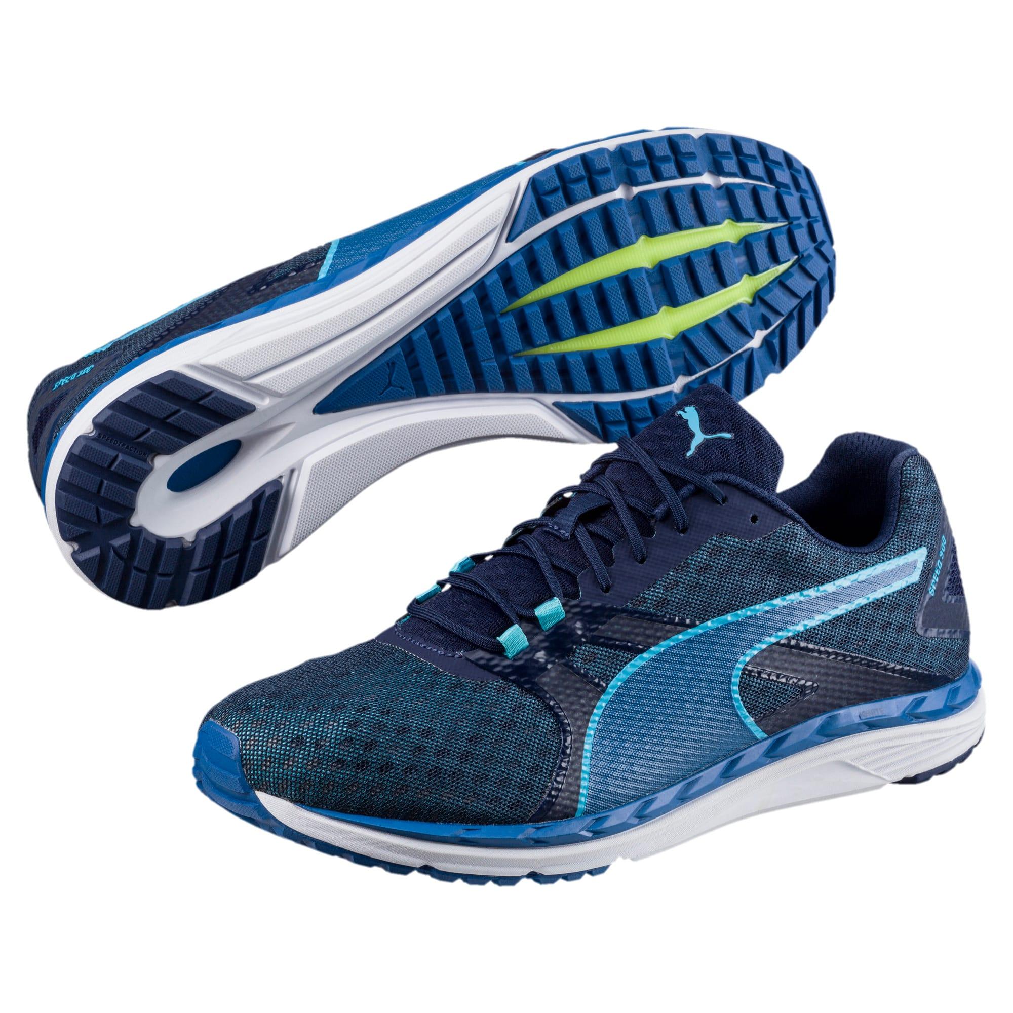 Thumbnail 2 of Speed 300 IGNITE 2 Men's Running Shoes, LapisBlue-BlueDepths-Turq, medium-IND